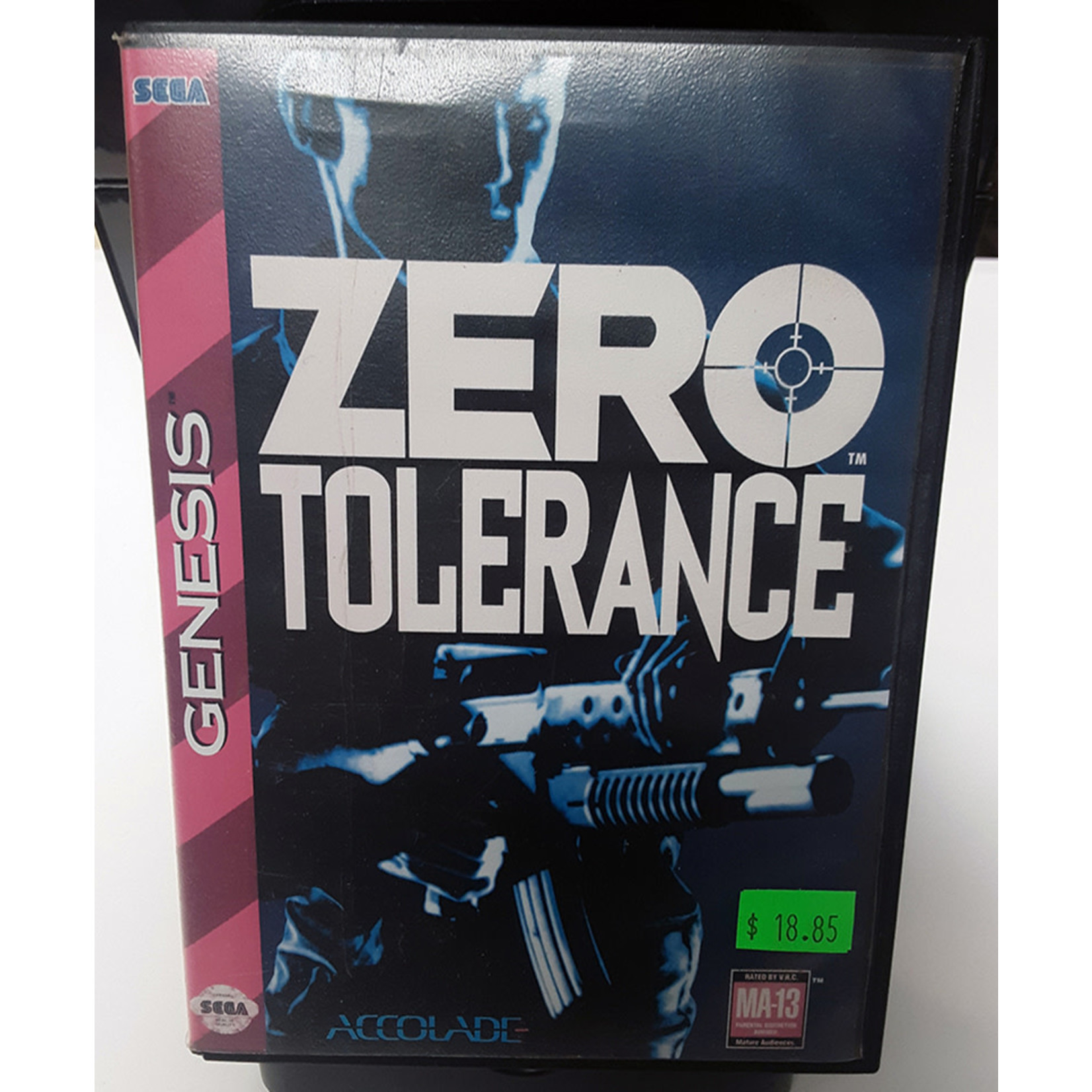 sgu-Zero Tolerance (in box)