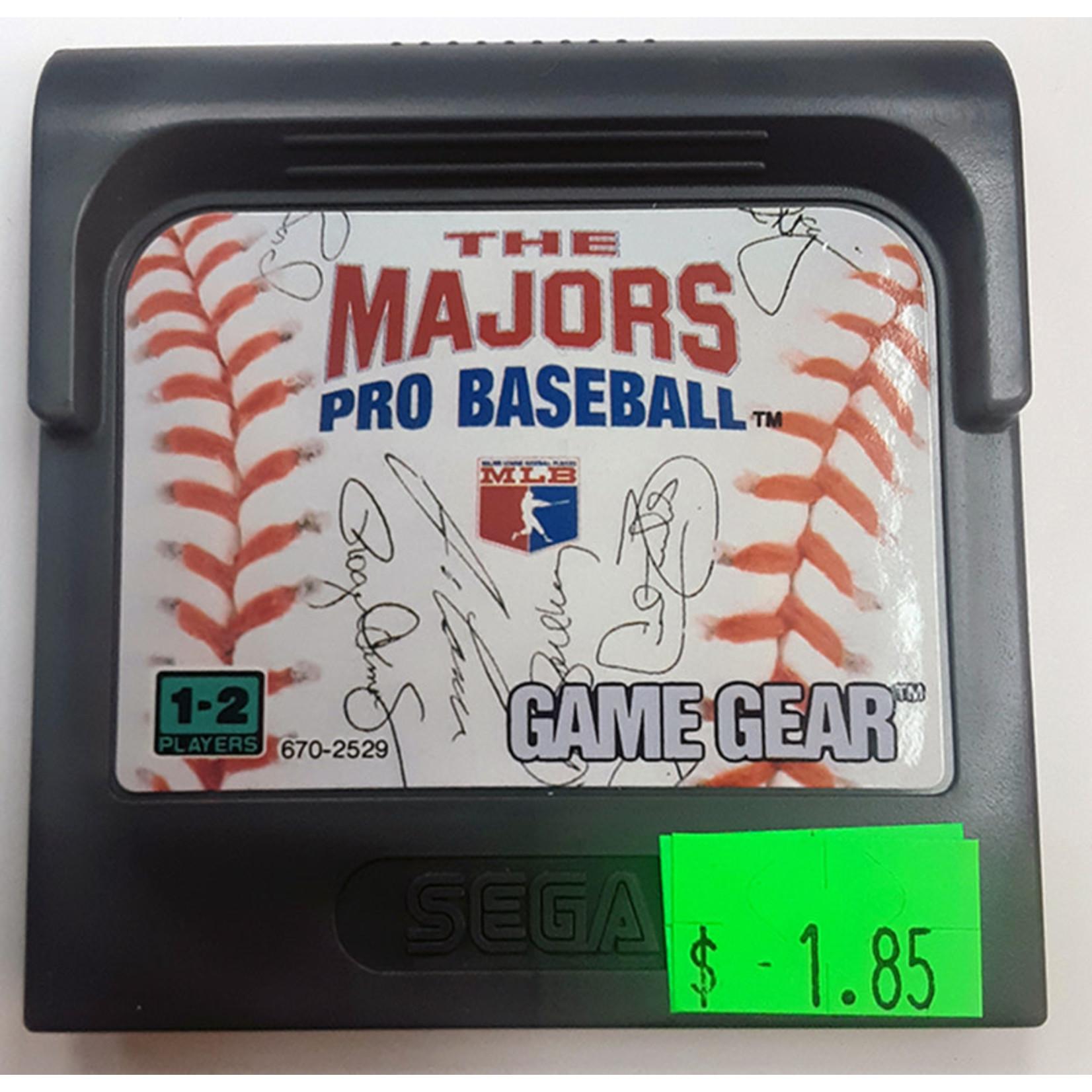 GGu-The Majors Pro Baseball