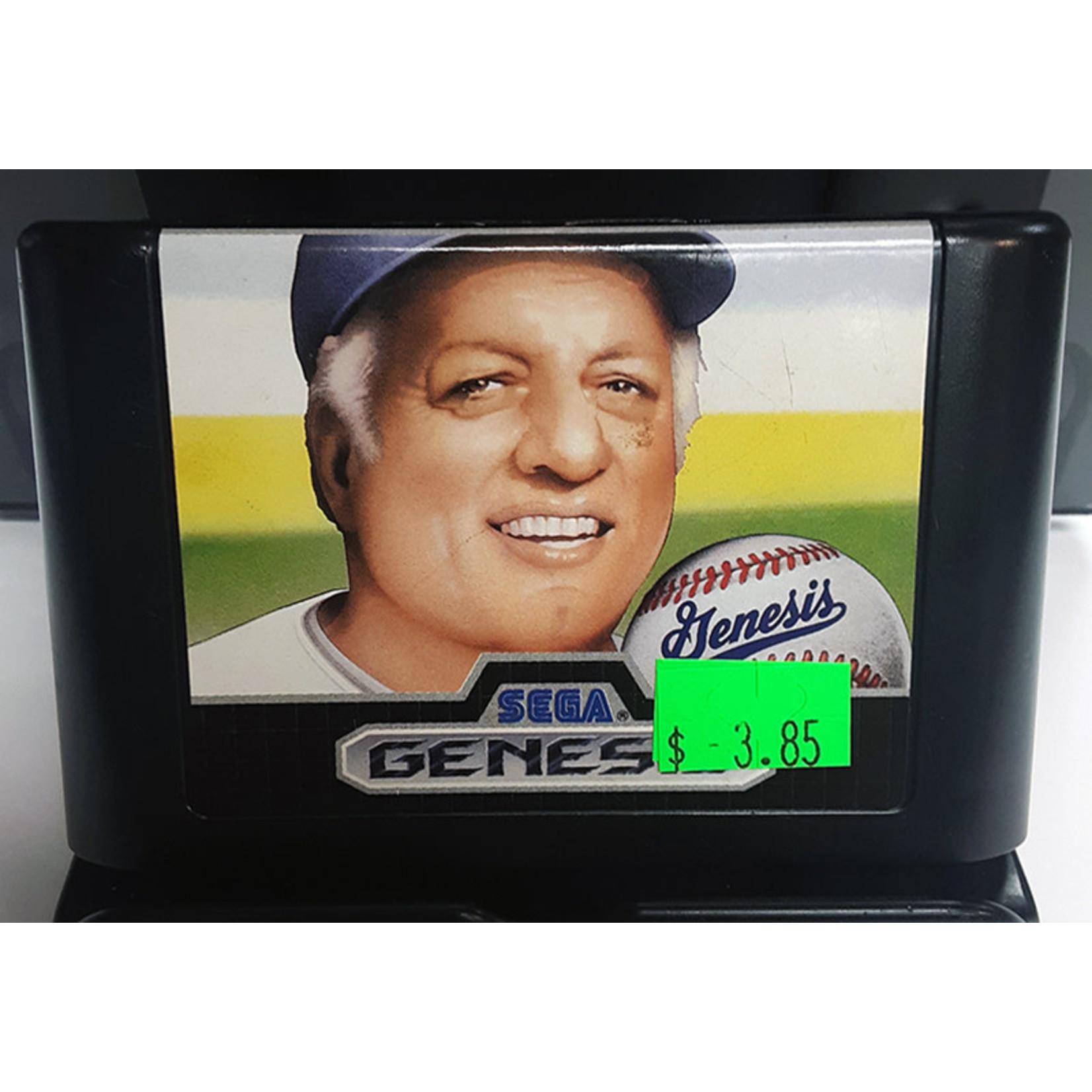 SGu-Tommy Lasorda Baseball (cartridge)