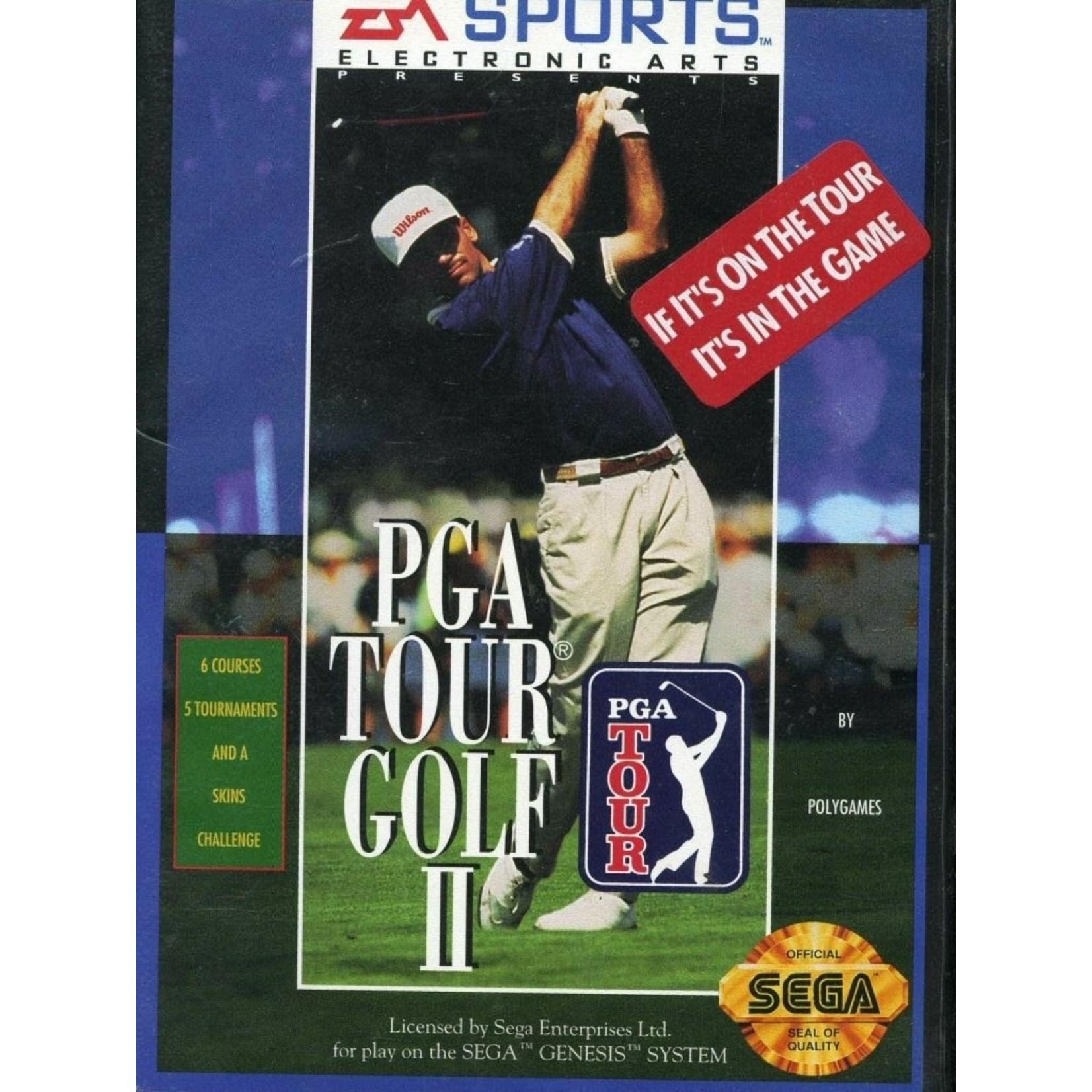 SGU-PGA Tour Golf II (boxed)