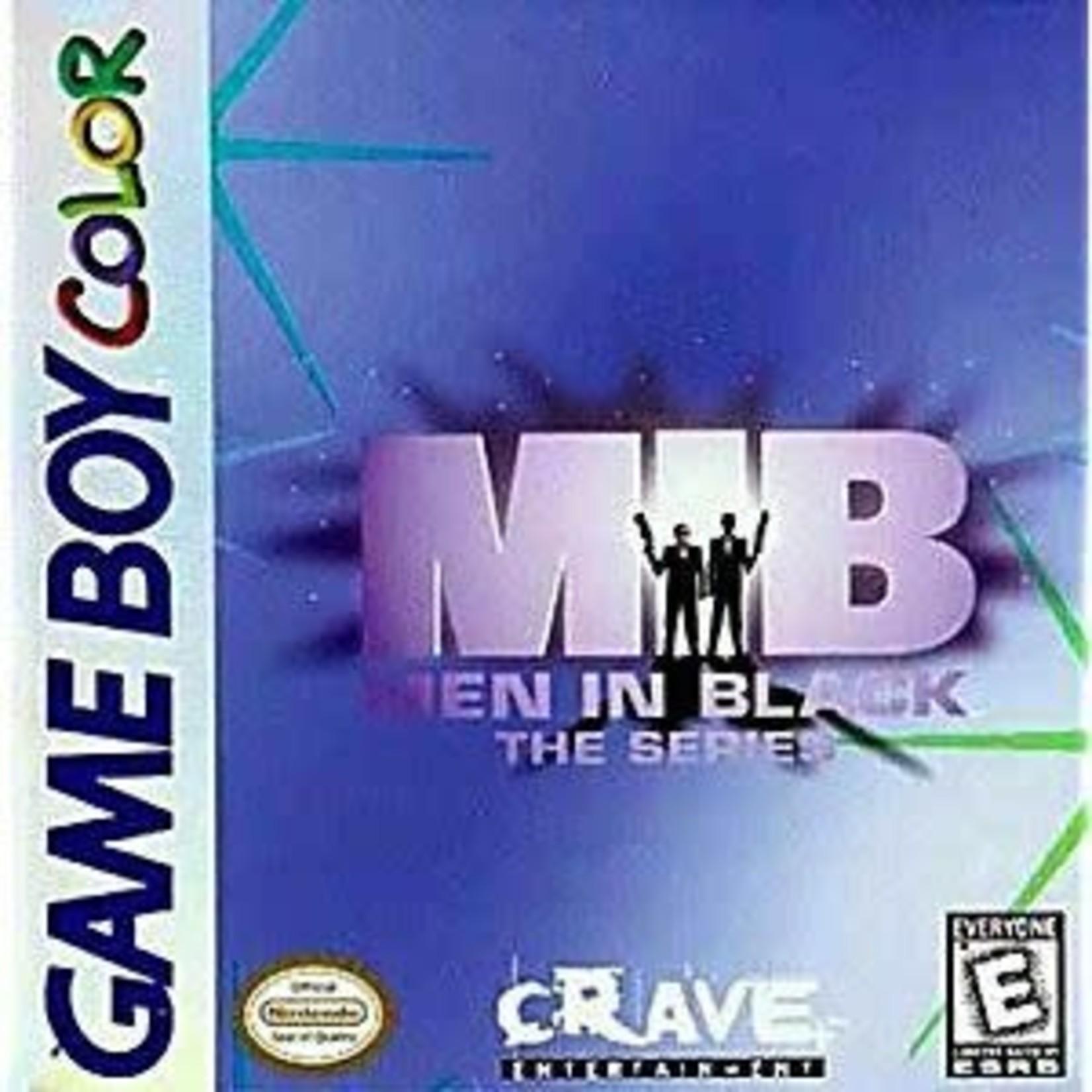 GBCU-Men in Black the Series (cartridge)
