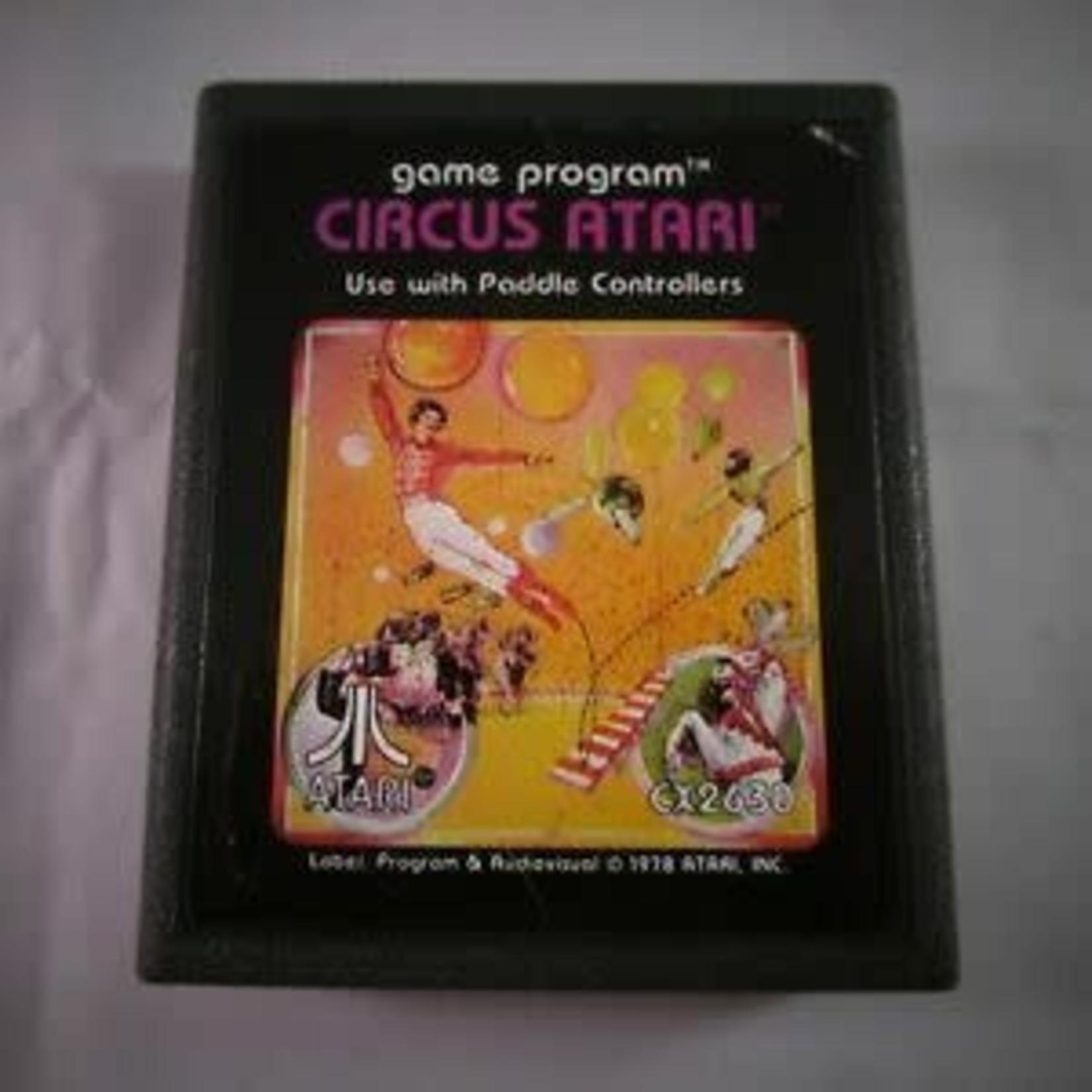 ATARIU-Circus Atari (CART ONLY)