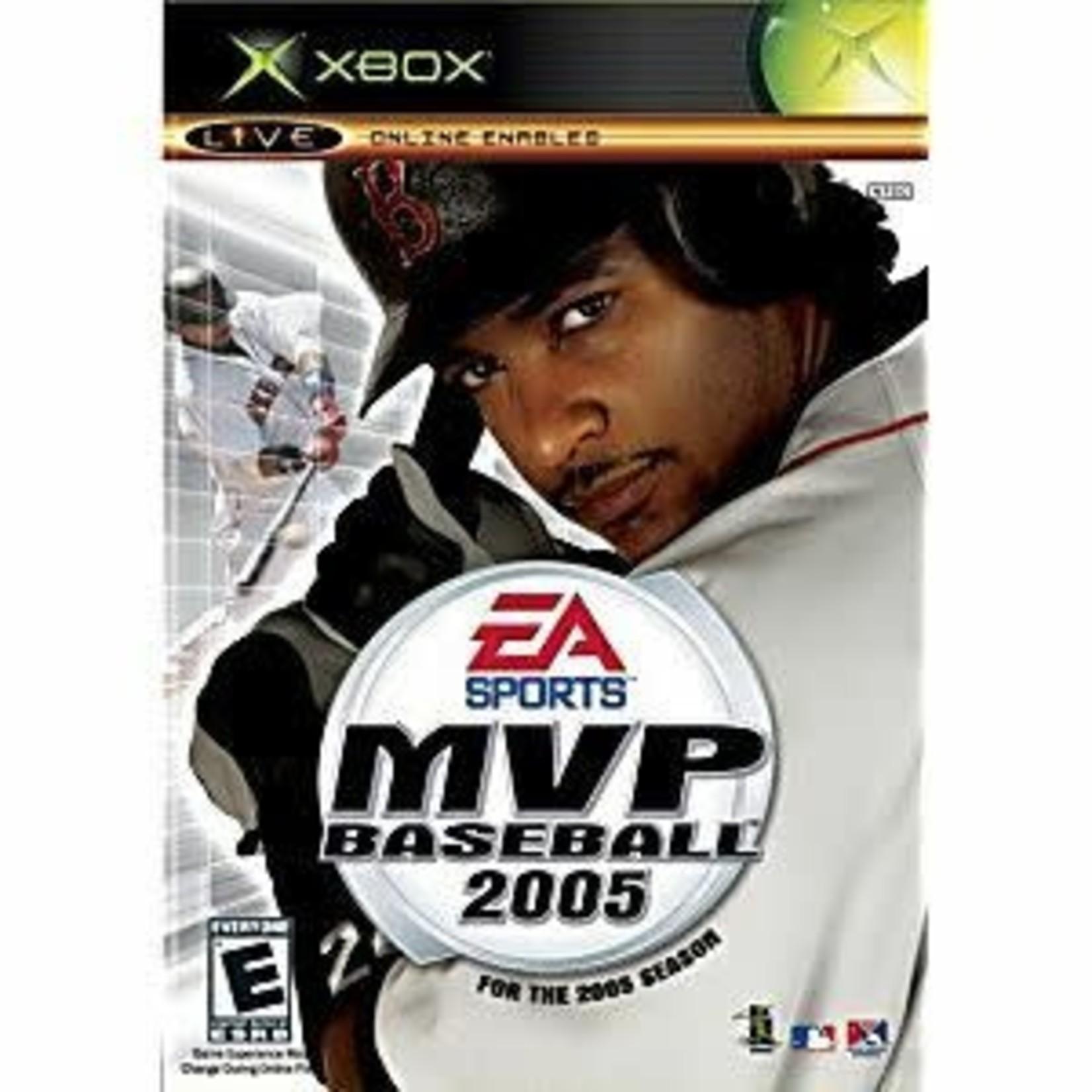 XBU-MVP Baseball 2005