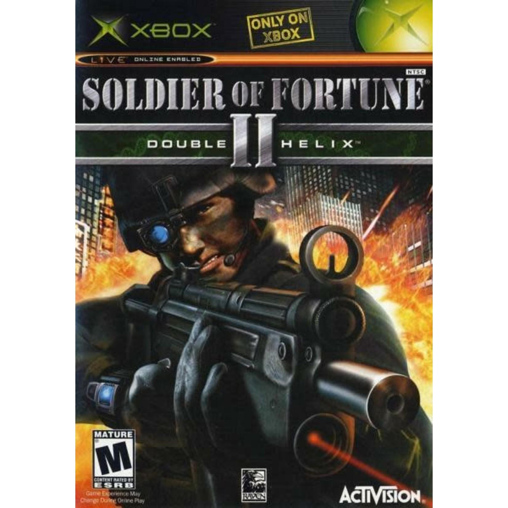 XBU-SOLDIER OF FORTUNE II DOUBLE HELIX