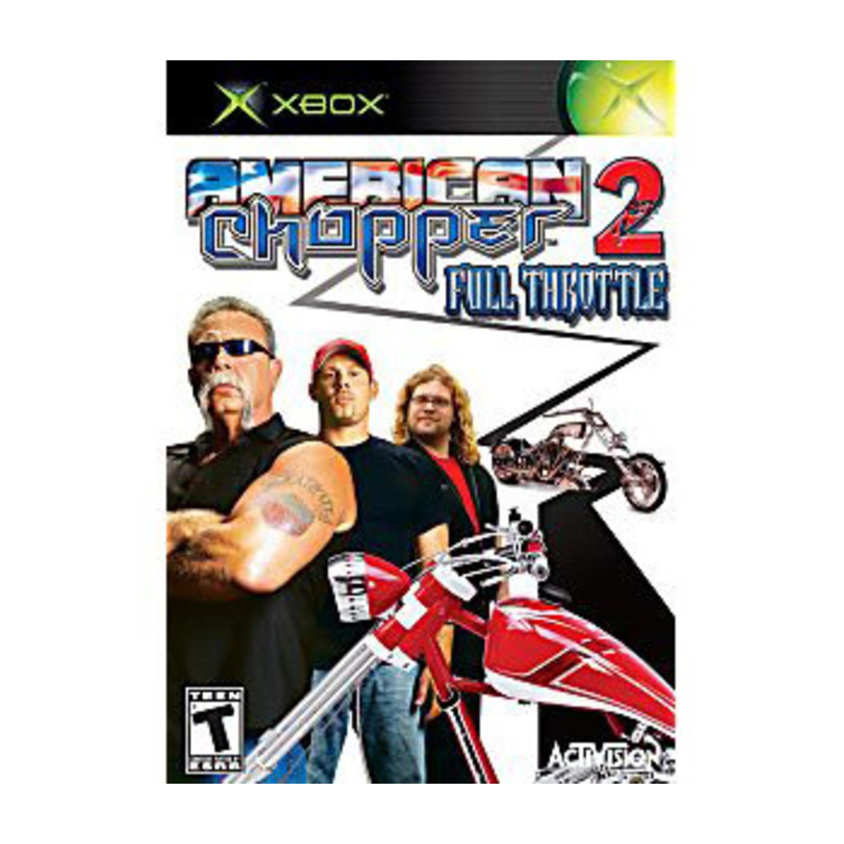 XBU-AMERICAN CHOPPER 2