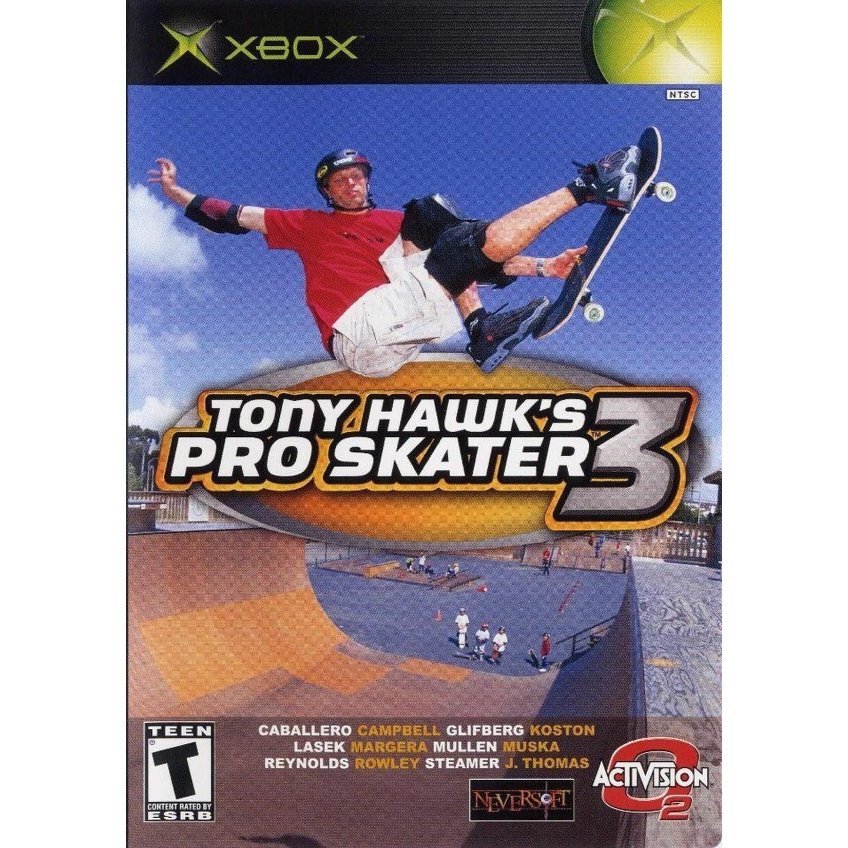 XBU-Tony Hawk's Pro Skater 3