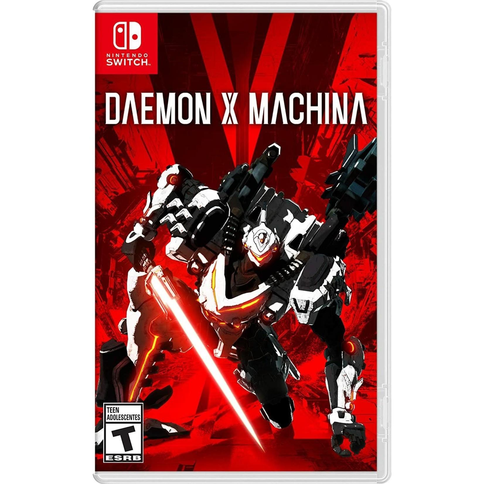 SWITCHU-Daemon X Machina