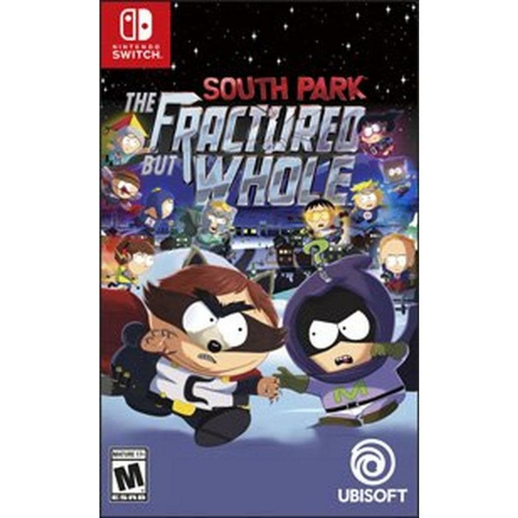 SWITCHU-South Park: The Fractured But Whole