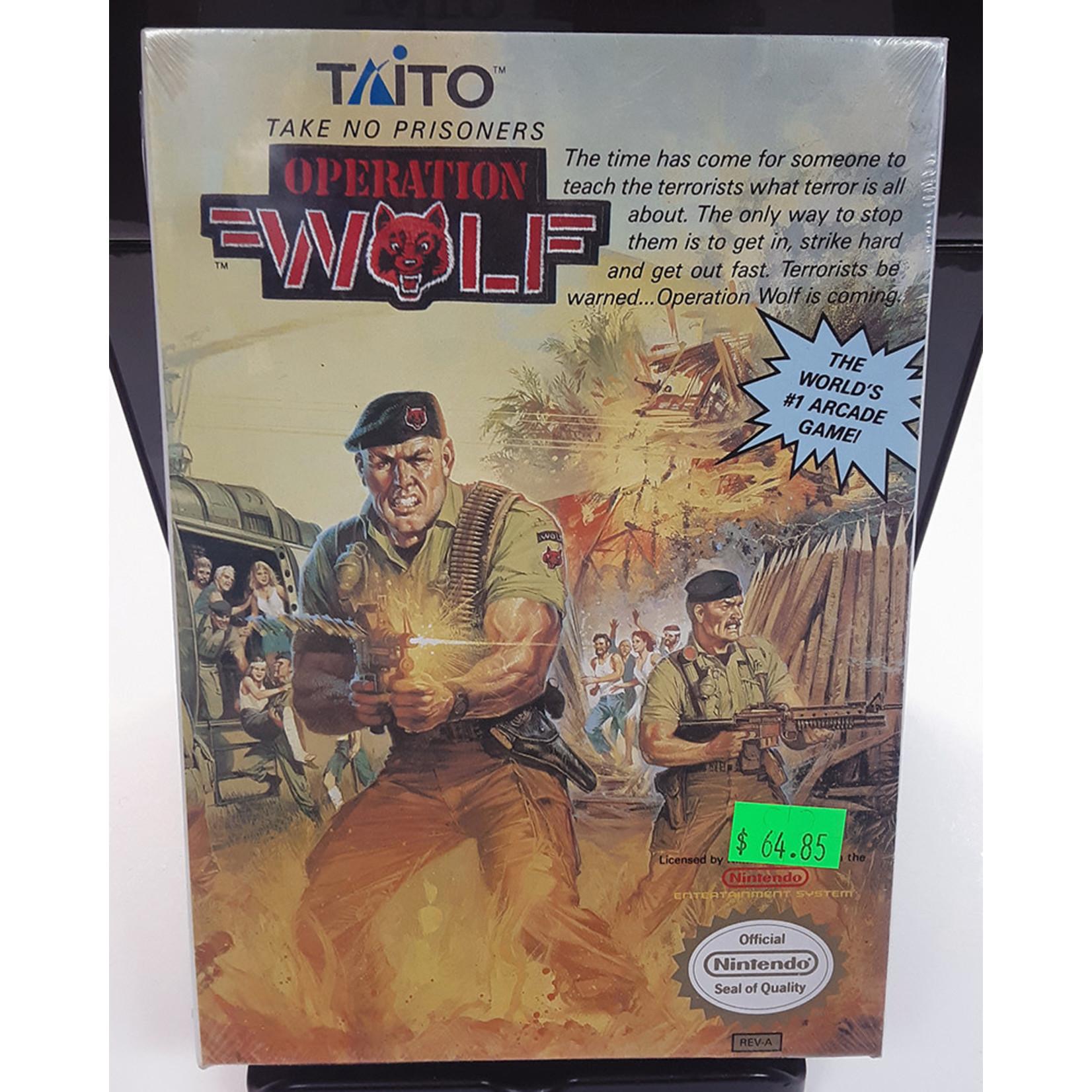 nesu-Operation Wolf (cartridge)