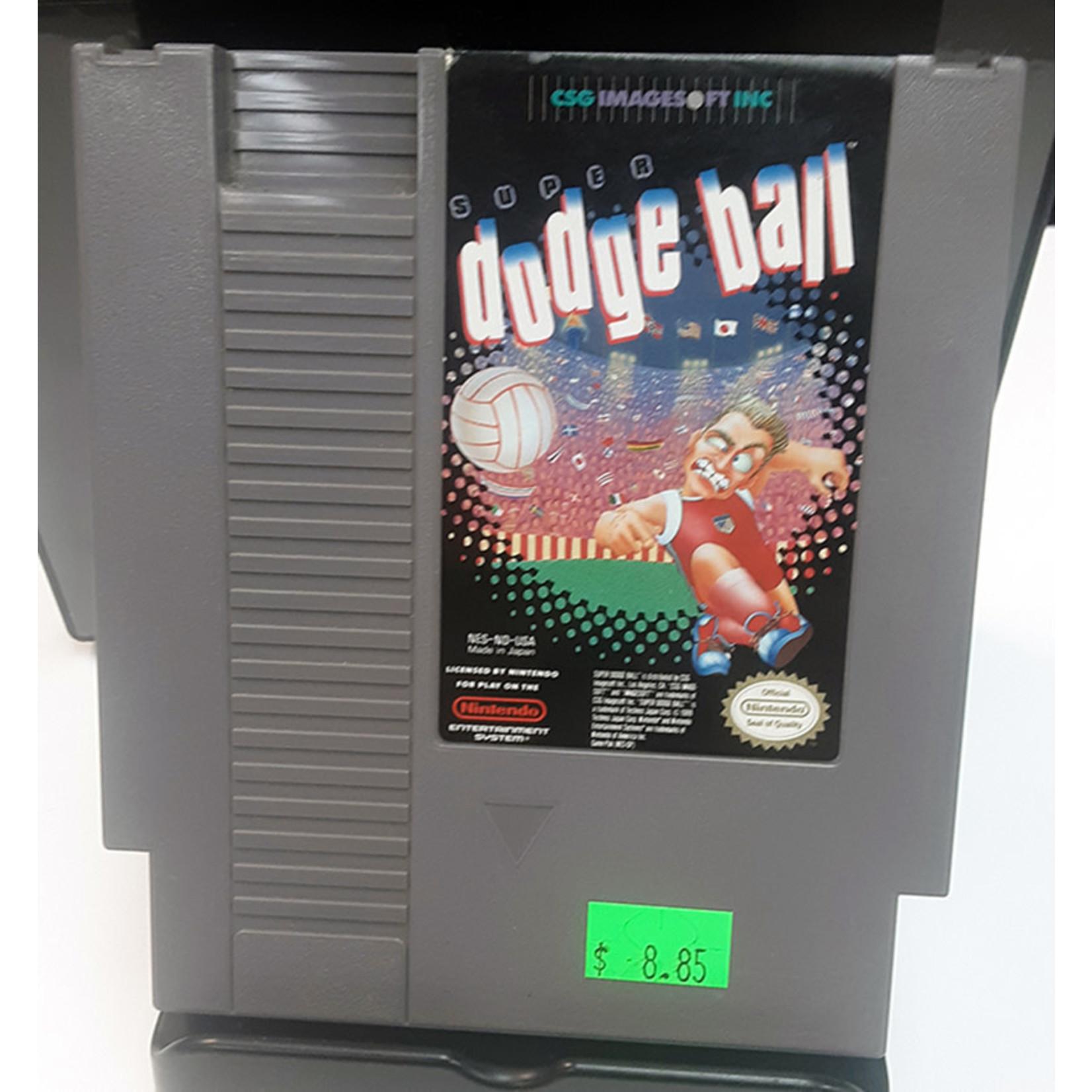 NESu-Super Dodge Ball (cartridge)