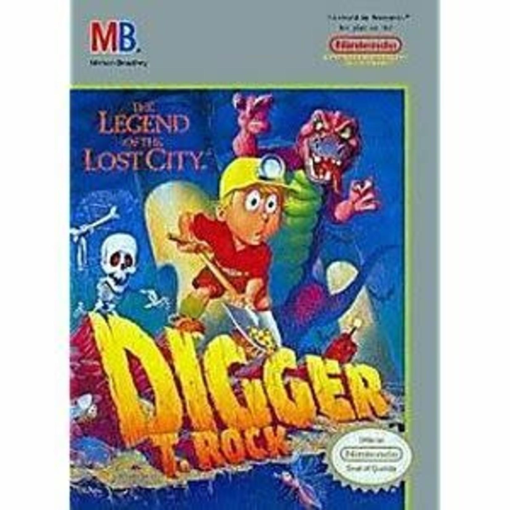NESu-Digger T Rock (cartridge)