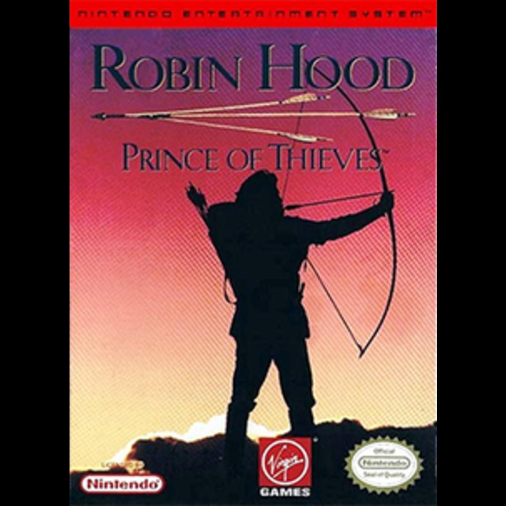 NESU-Robin Hood Prince Of Thieves (Boxed)