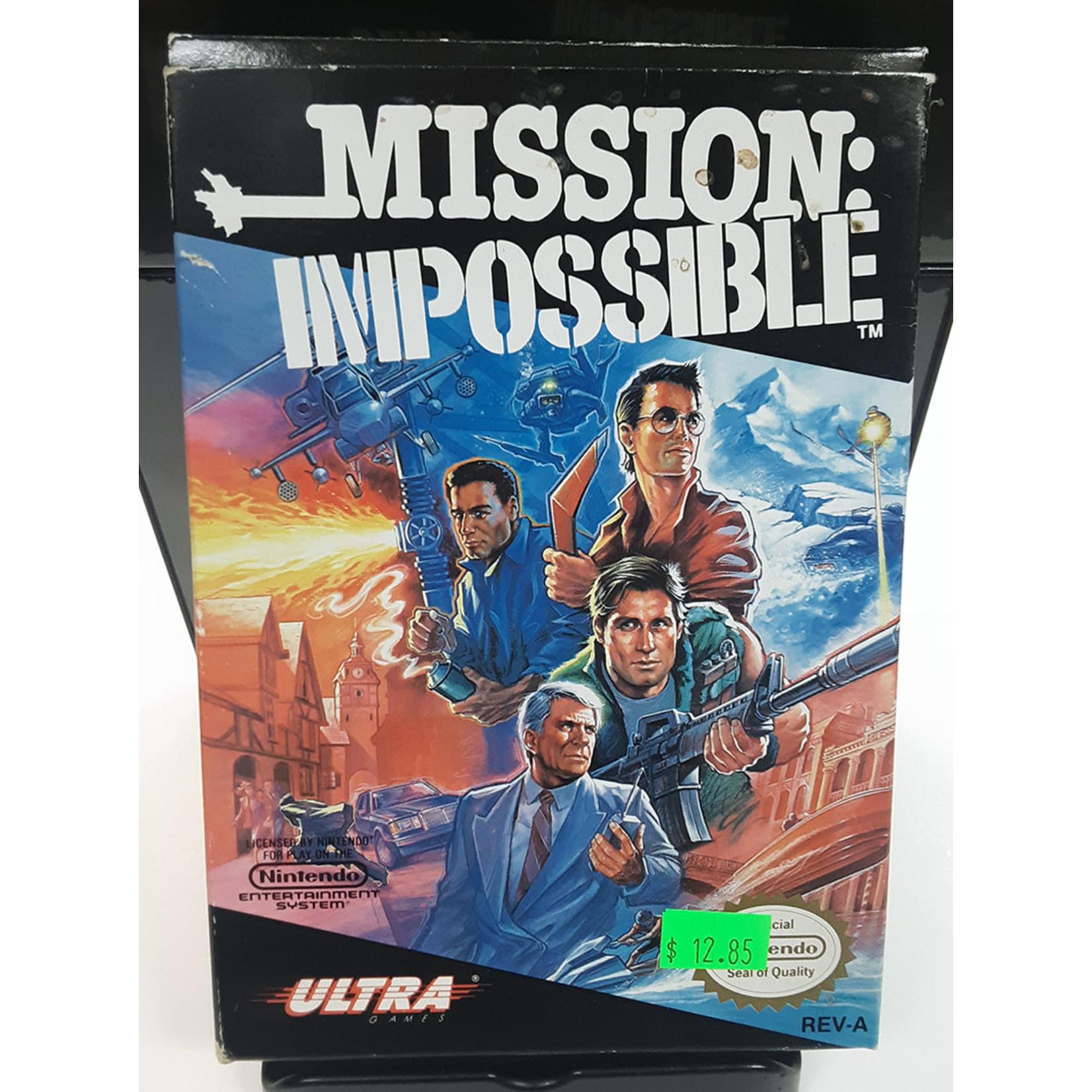 NESU-Mission Impossible (in box)