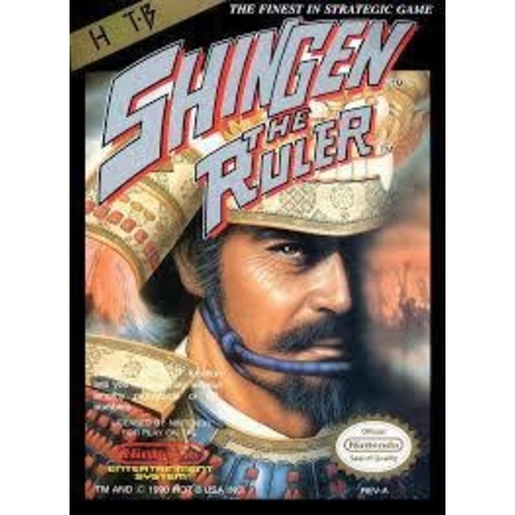 NESU-Shingen The Ruler (Boxed)