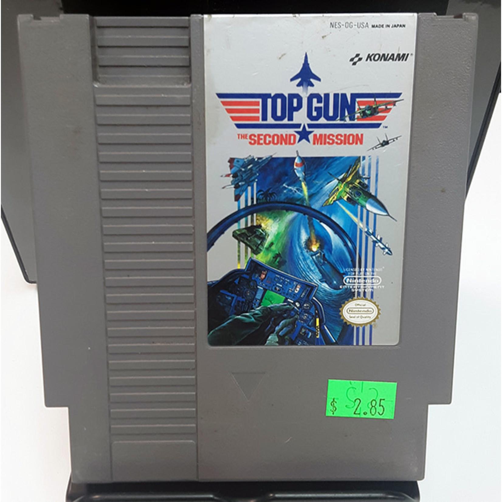nesu-Top Gun The Second Mission (cartridge)