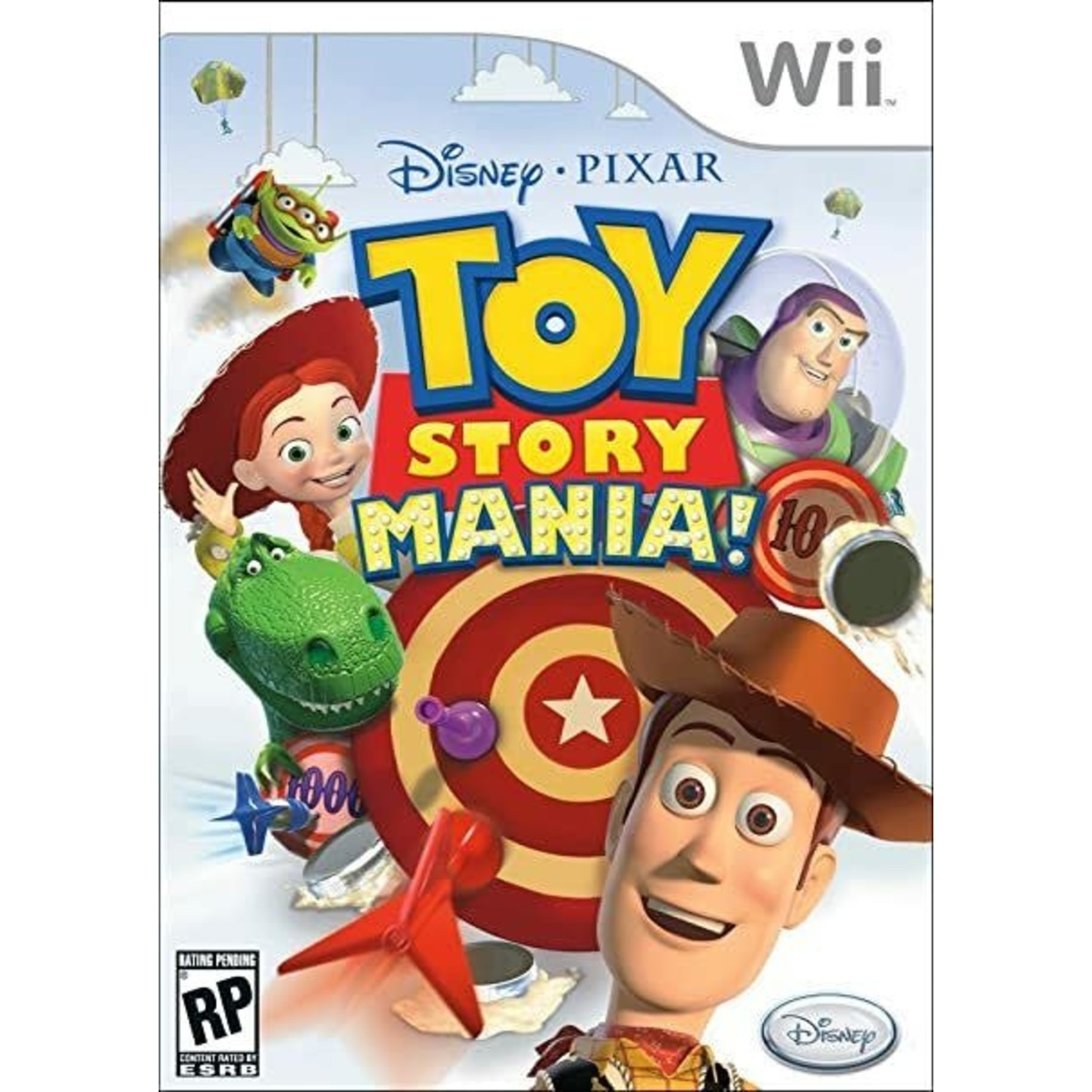 wii-Toy Story Mania