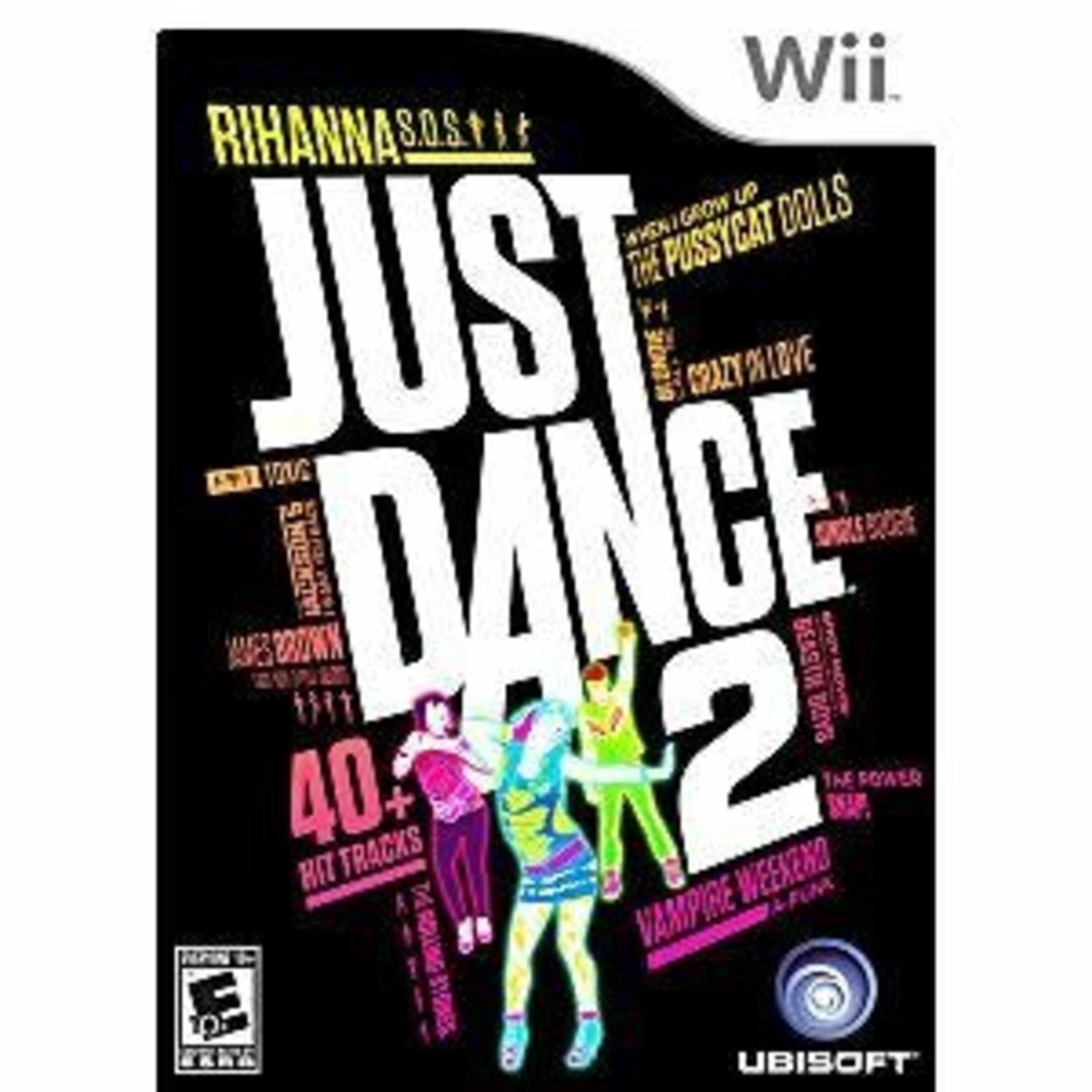 wiiusd-Just Dance 2