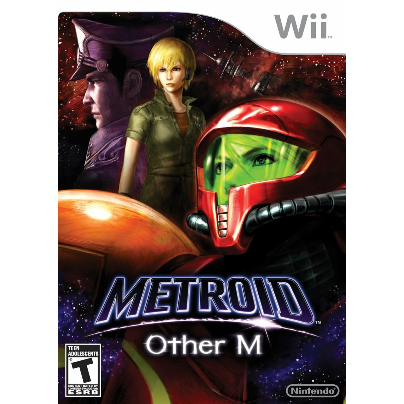 WIIusd-Metroid: Other M