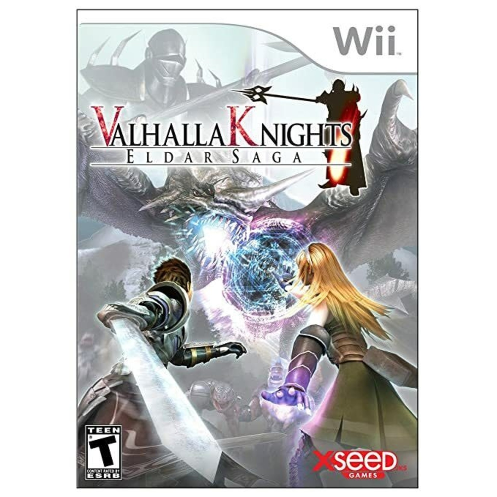 WII-Valhalla Knights: Eldar Saga