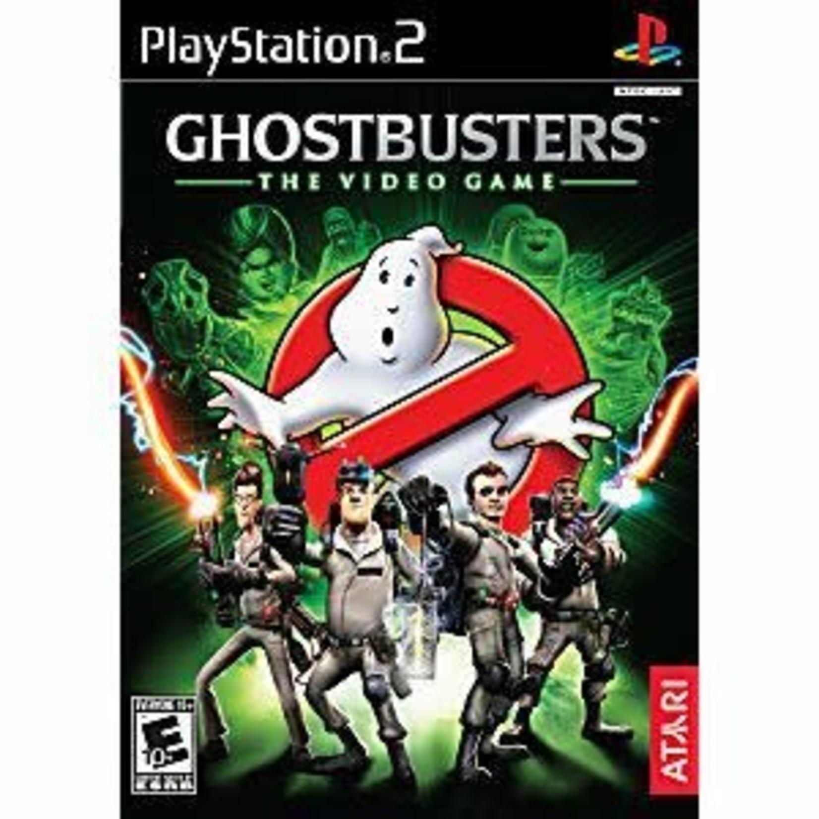PS2U-Ghostbusters