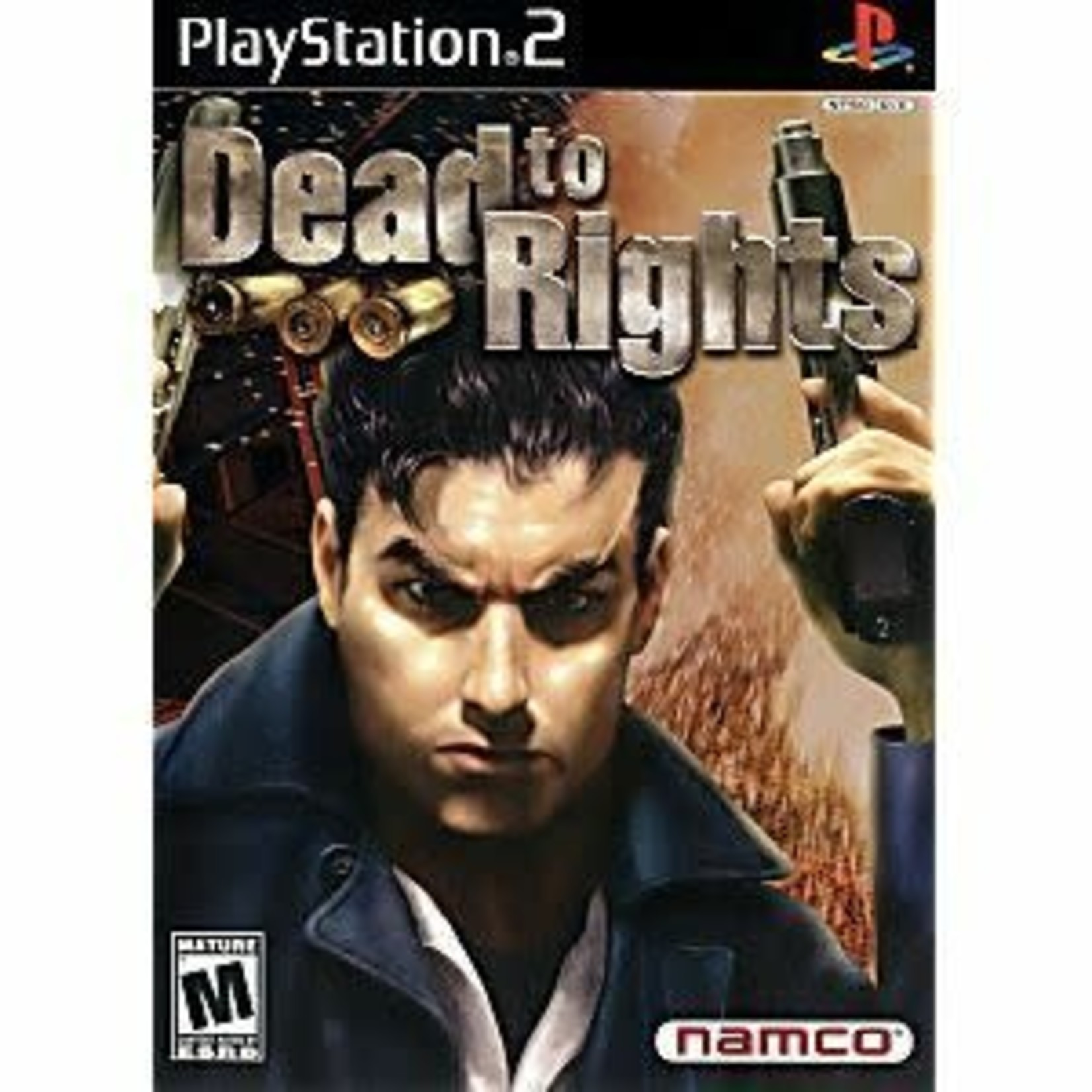 PS2U-DEAD TO RIGHTS