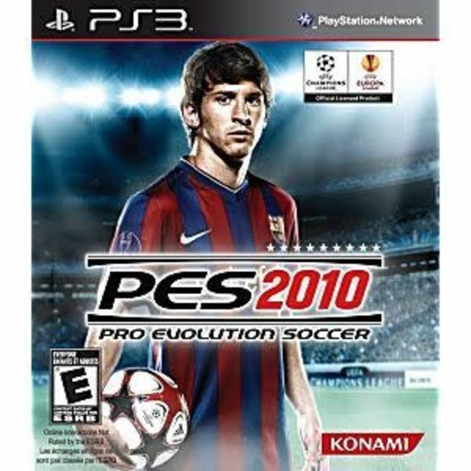PS3U-Pro Evolution Soccer 2010