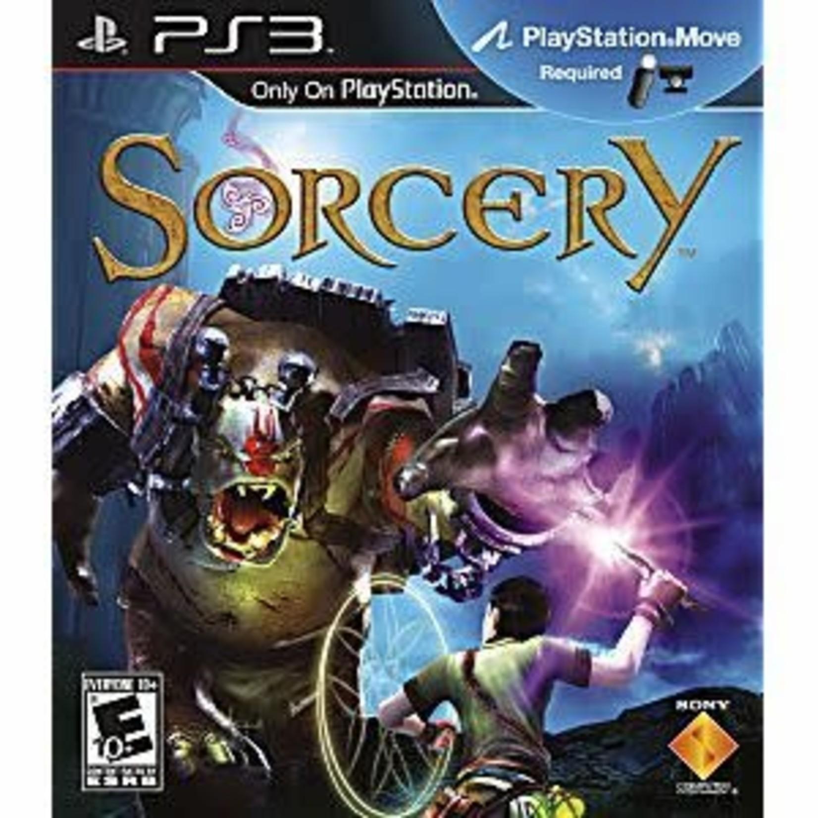 PS3U-Sorcery