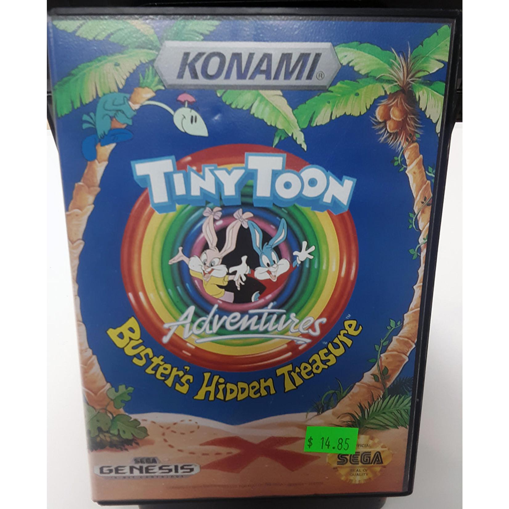 sgu-Tiny Toon Adventures Buster's Hidden Treasure (in box)