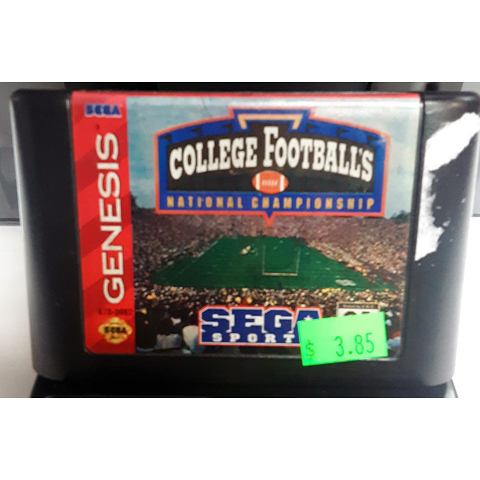 sgu-college football's national championship (cartridge)
