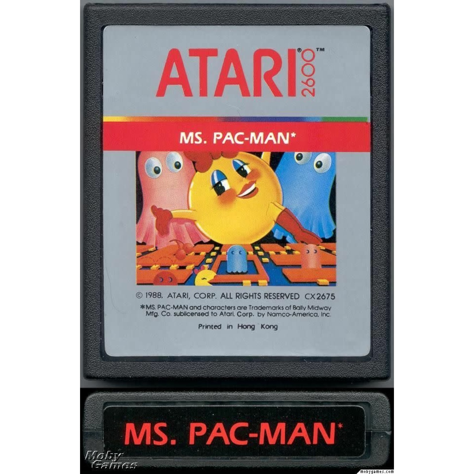 ATARIU-Ms. Pac-Man (CART ONLY)