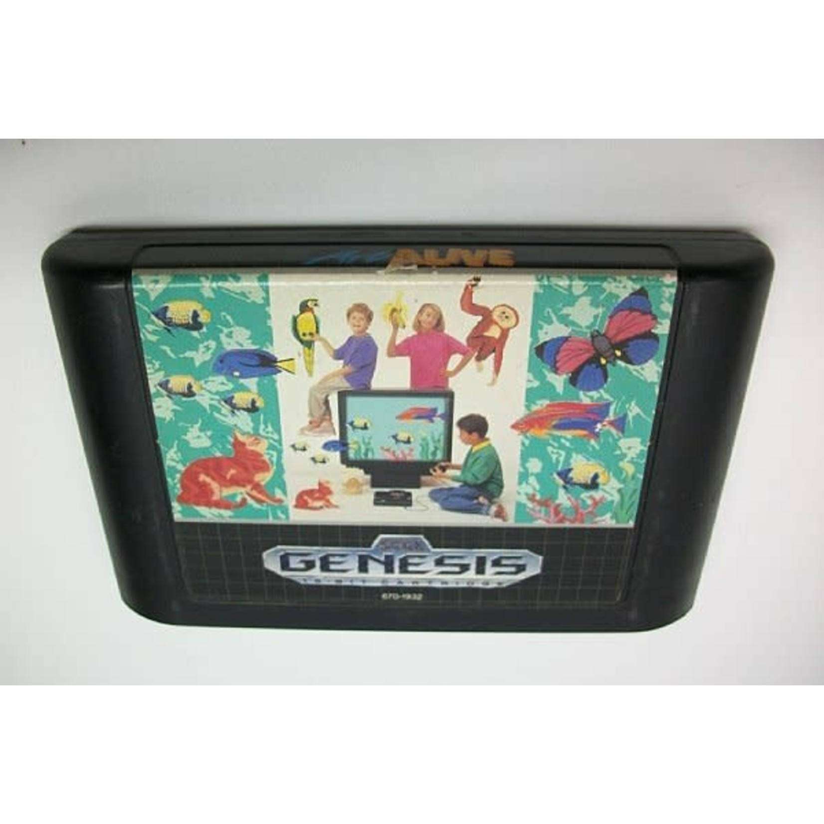 SGU-Art Alive (Cartridge)