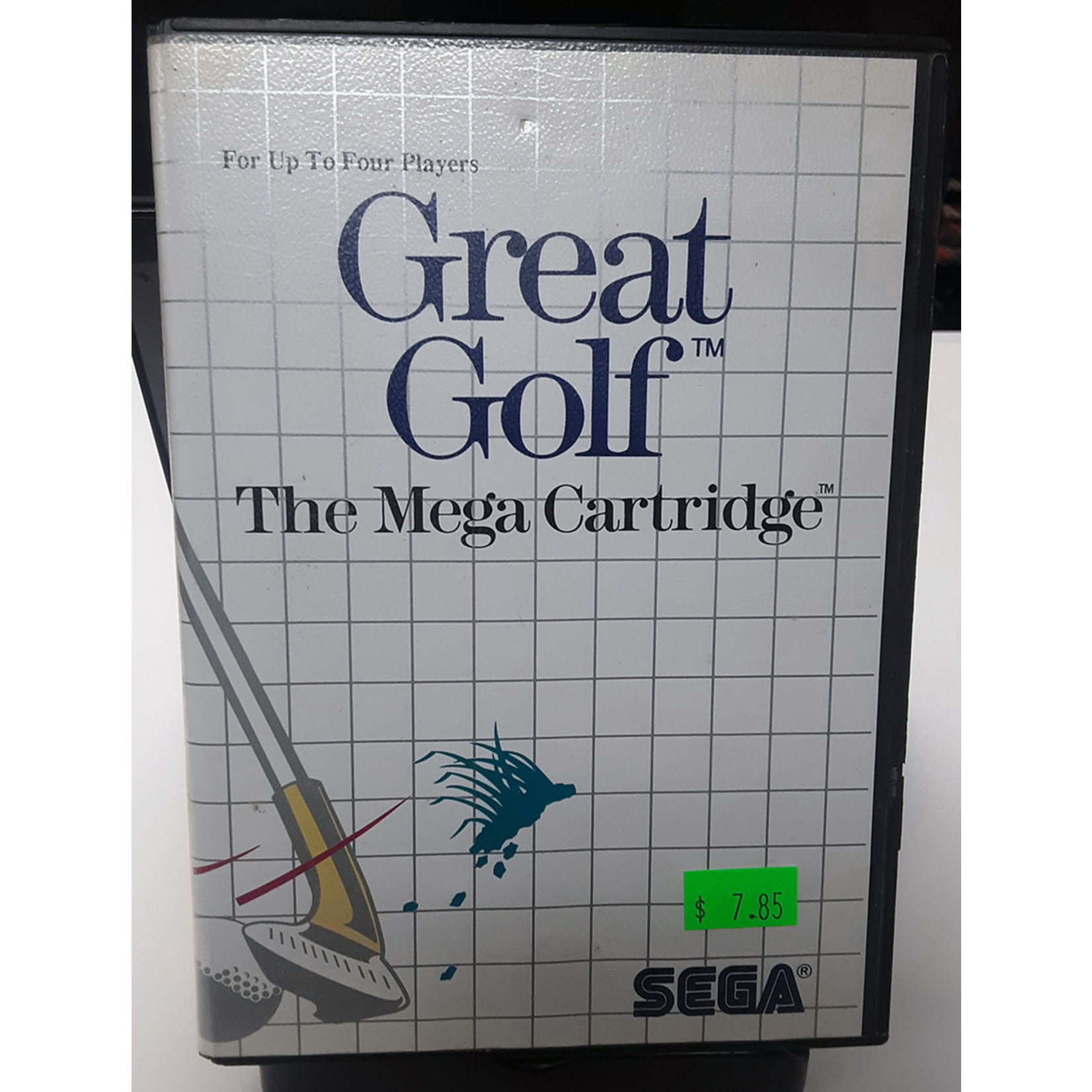 SMU-Great Golf (boxed)