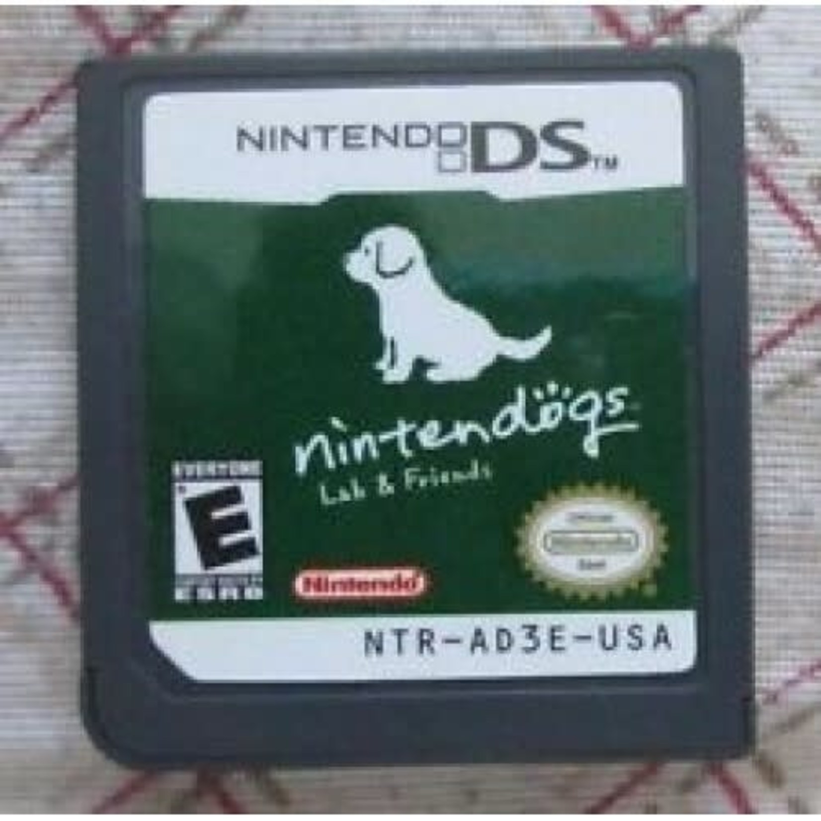 DSU-Nintendogs Lab And Friends (Chip Only)