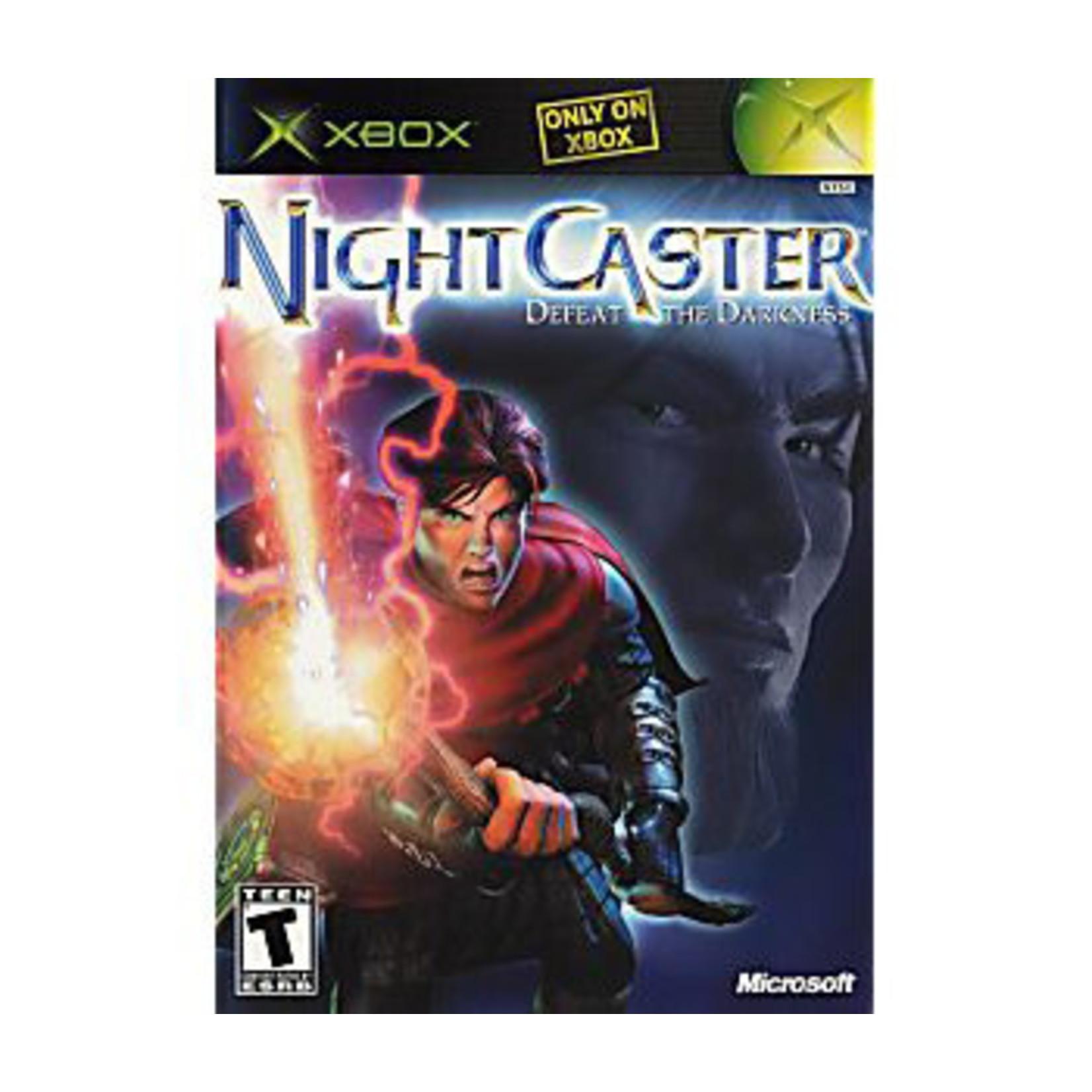 XBU-NIGHT CASTER DEFEAT THE DARKNESS