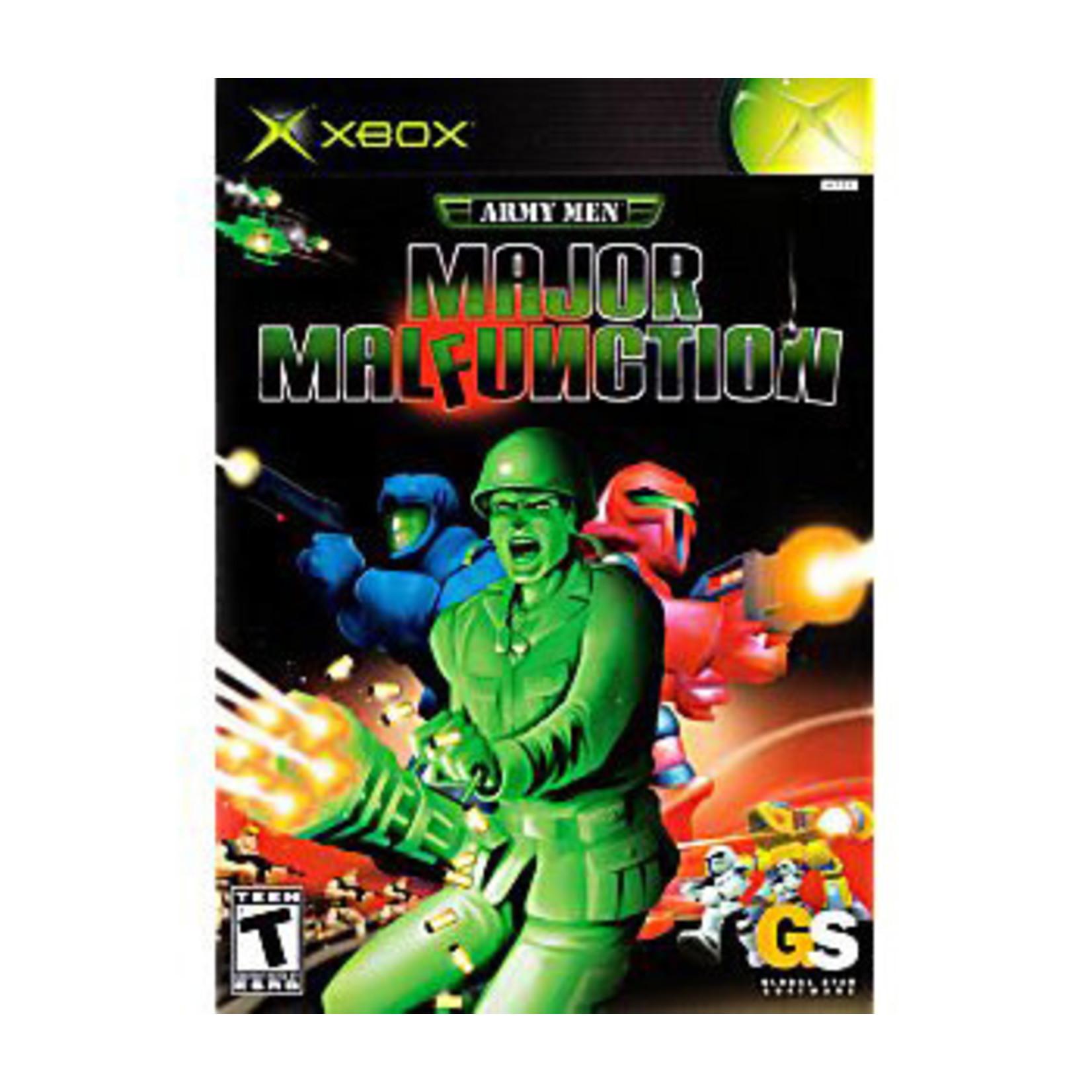 XBU-ARMY MEN MAJOR MALFUNCTION