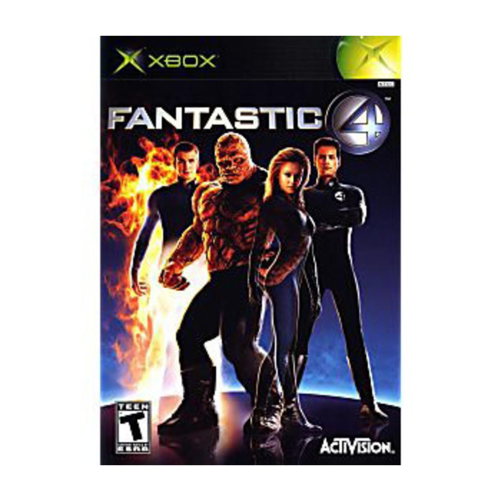 XBU-FANTASTIC 4