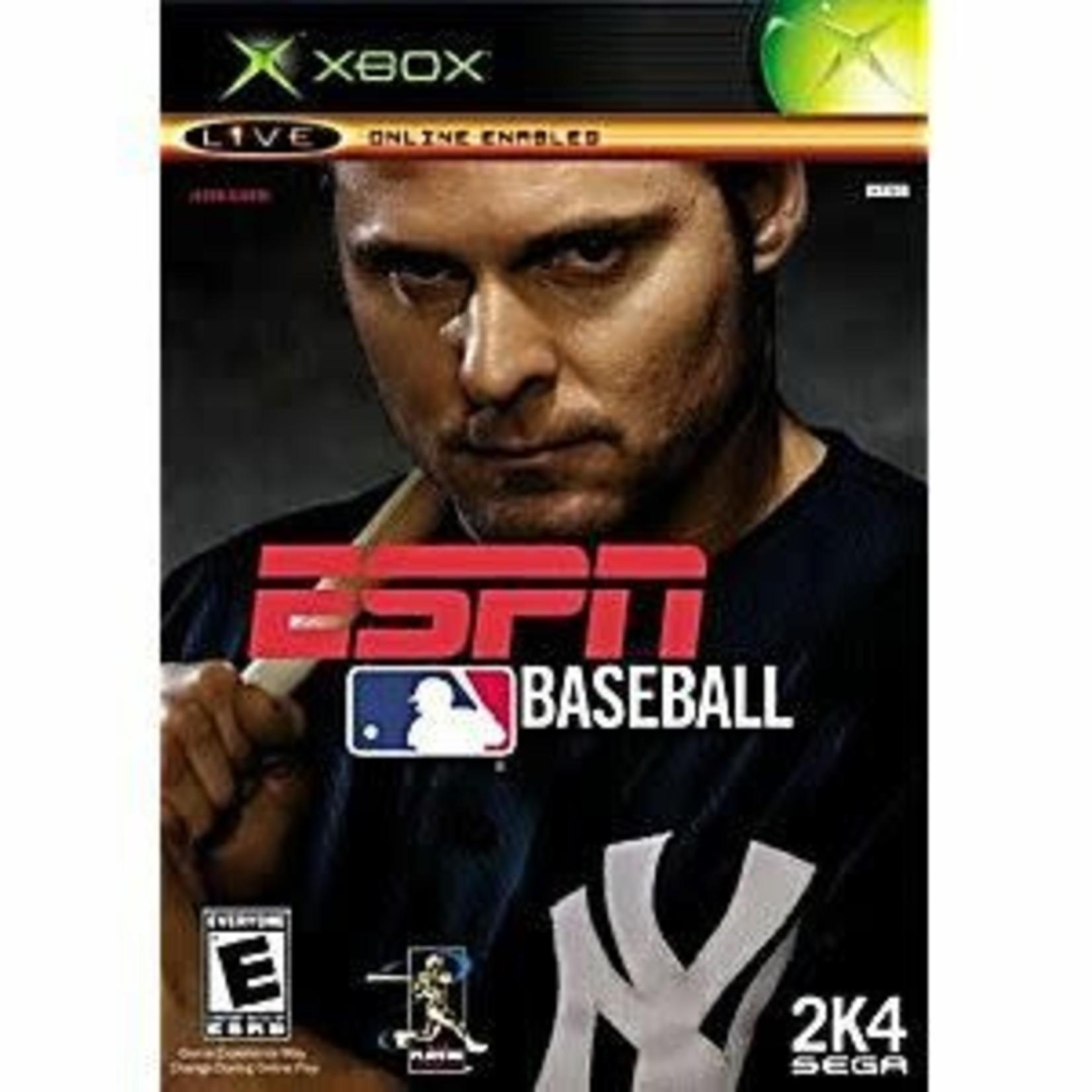 XBU-ESPN Baseball