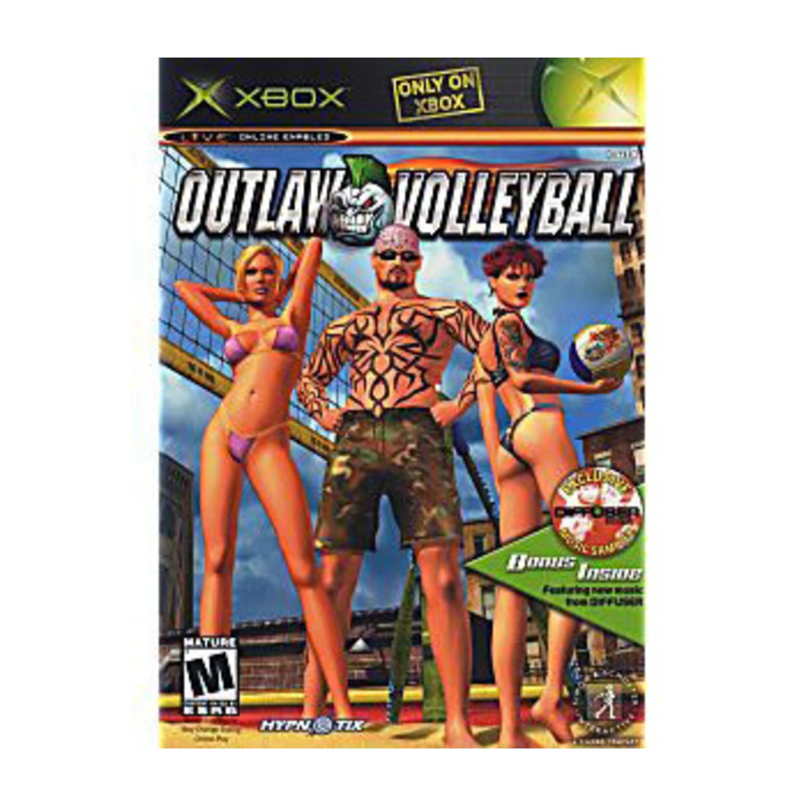 XBU-OUTLAW VOLLYBALL
