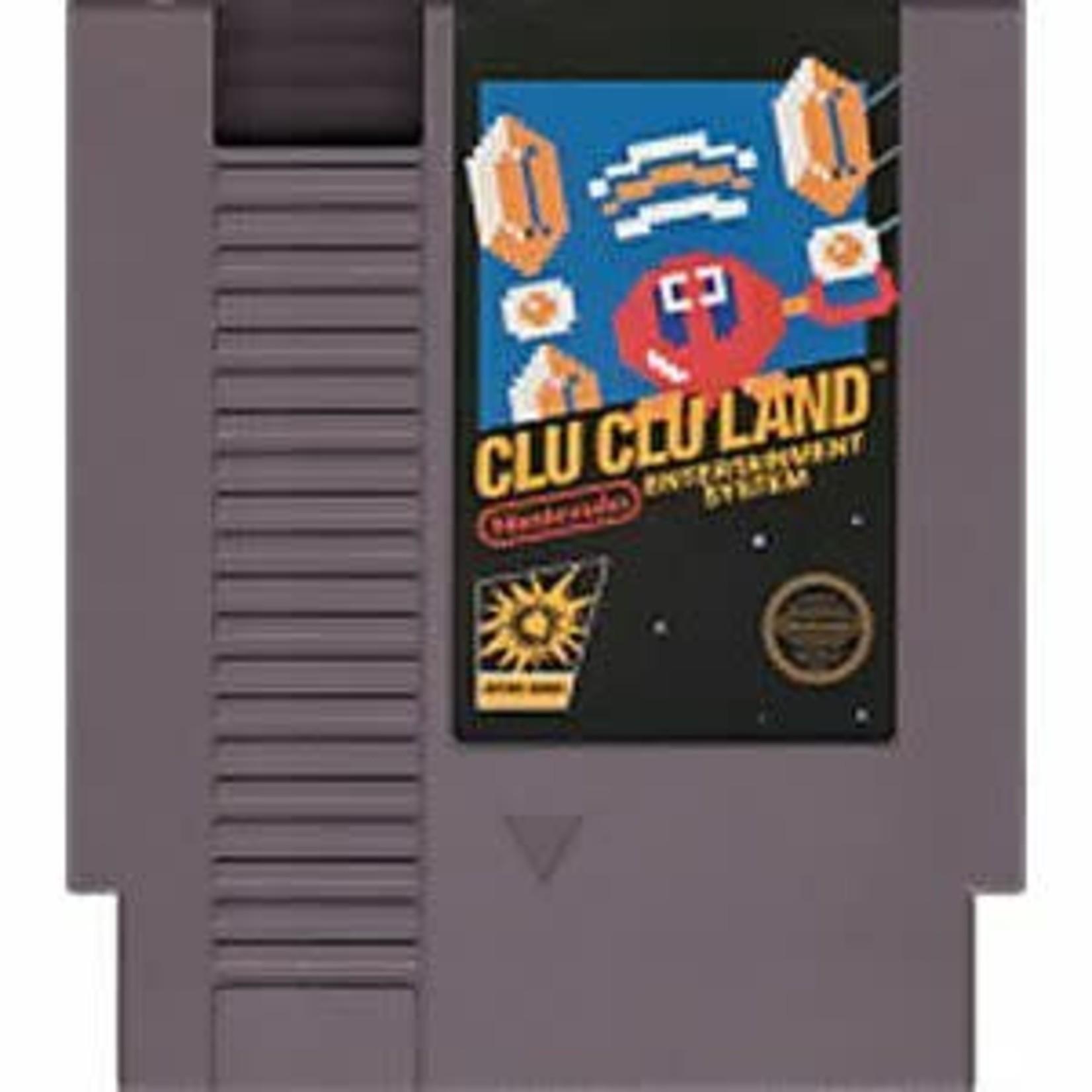 NESU-Clu Clu Land (cartridge)