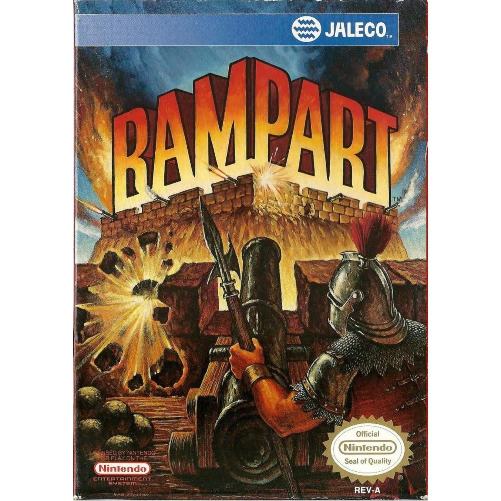 NESU-Rampart (Boxed)