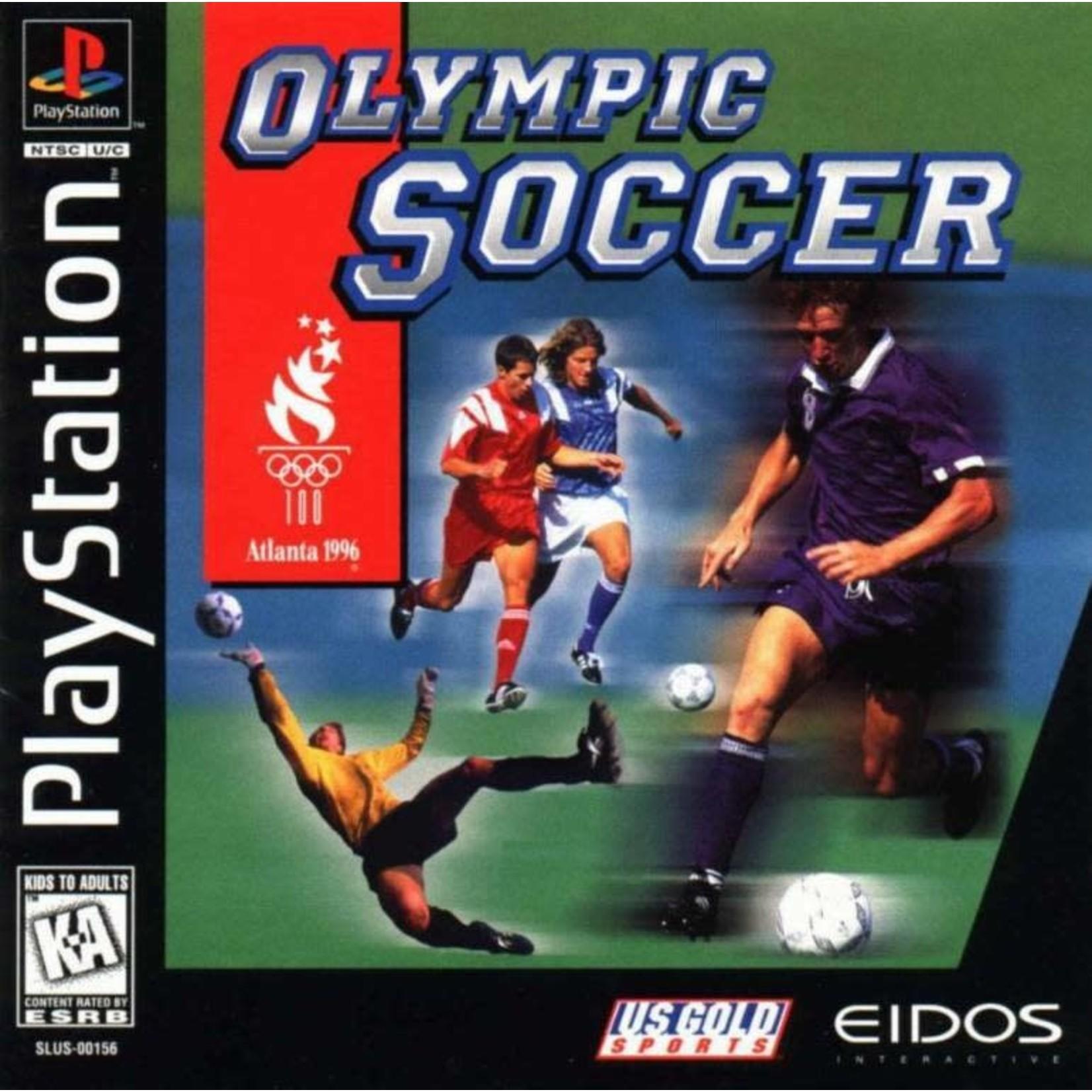 PS1U-Olympic Soccer