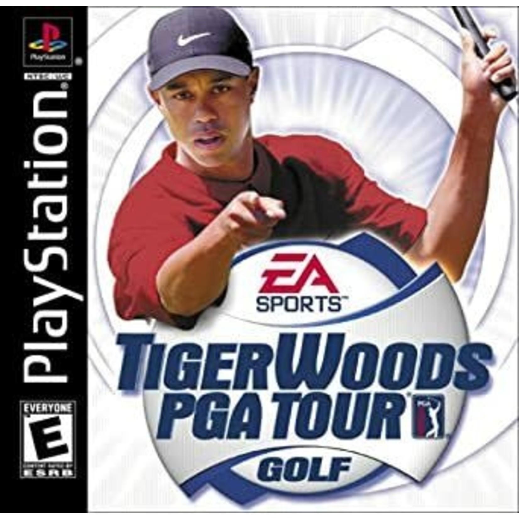 ps1u-Tiger Woods PGA Tour Golf