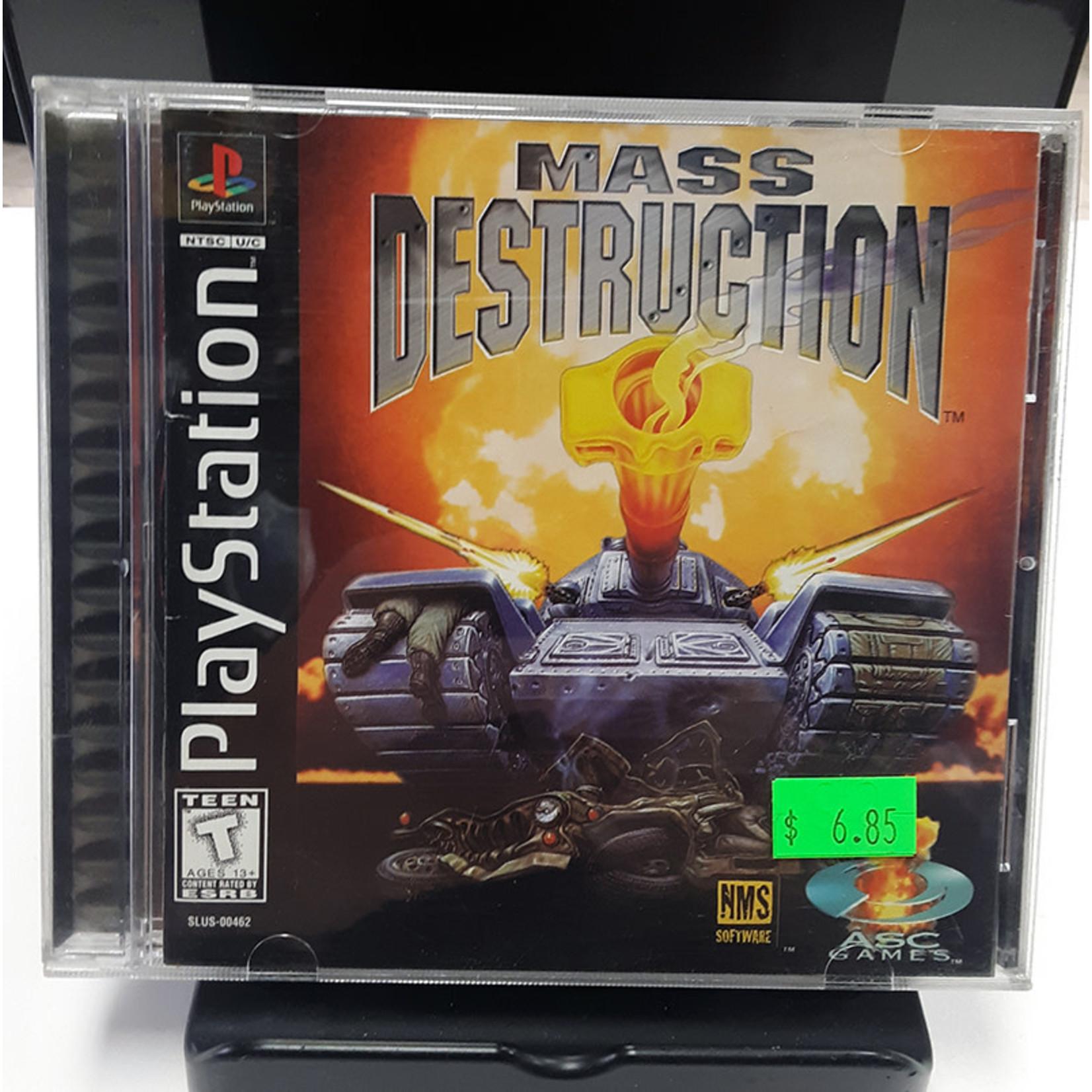 ps1u-mass destruction