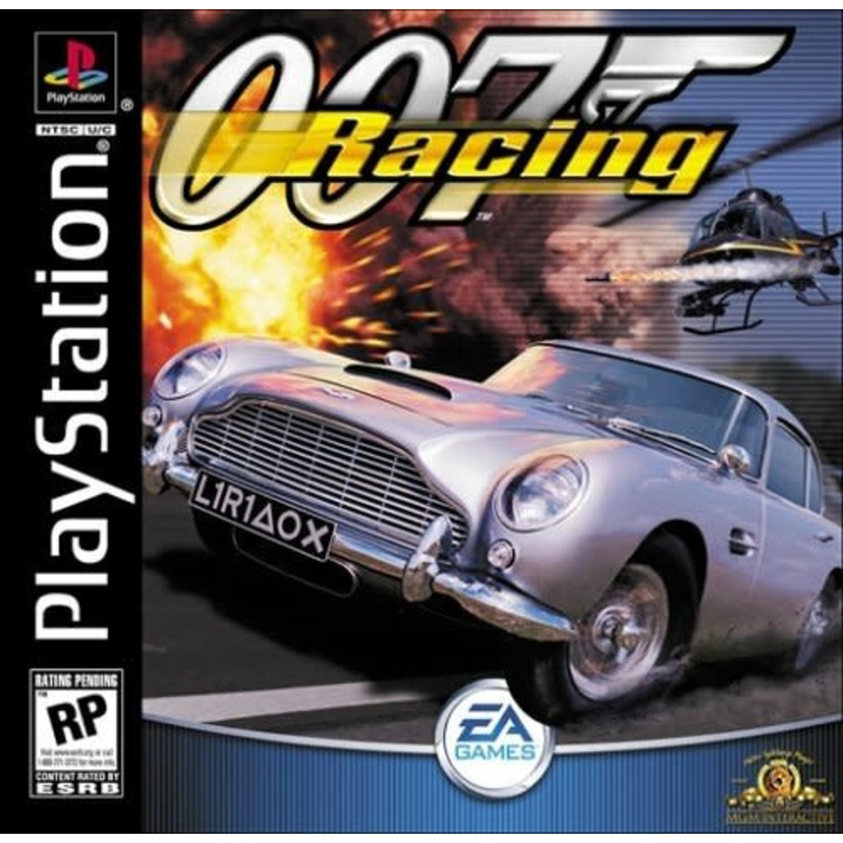 ps1u-007 Racing (complete)