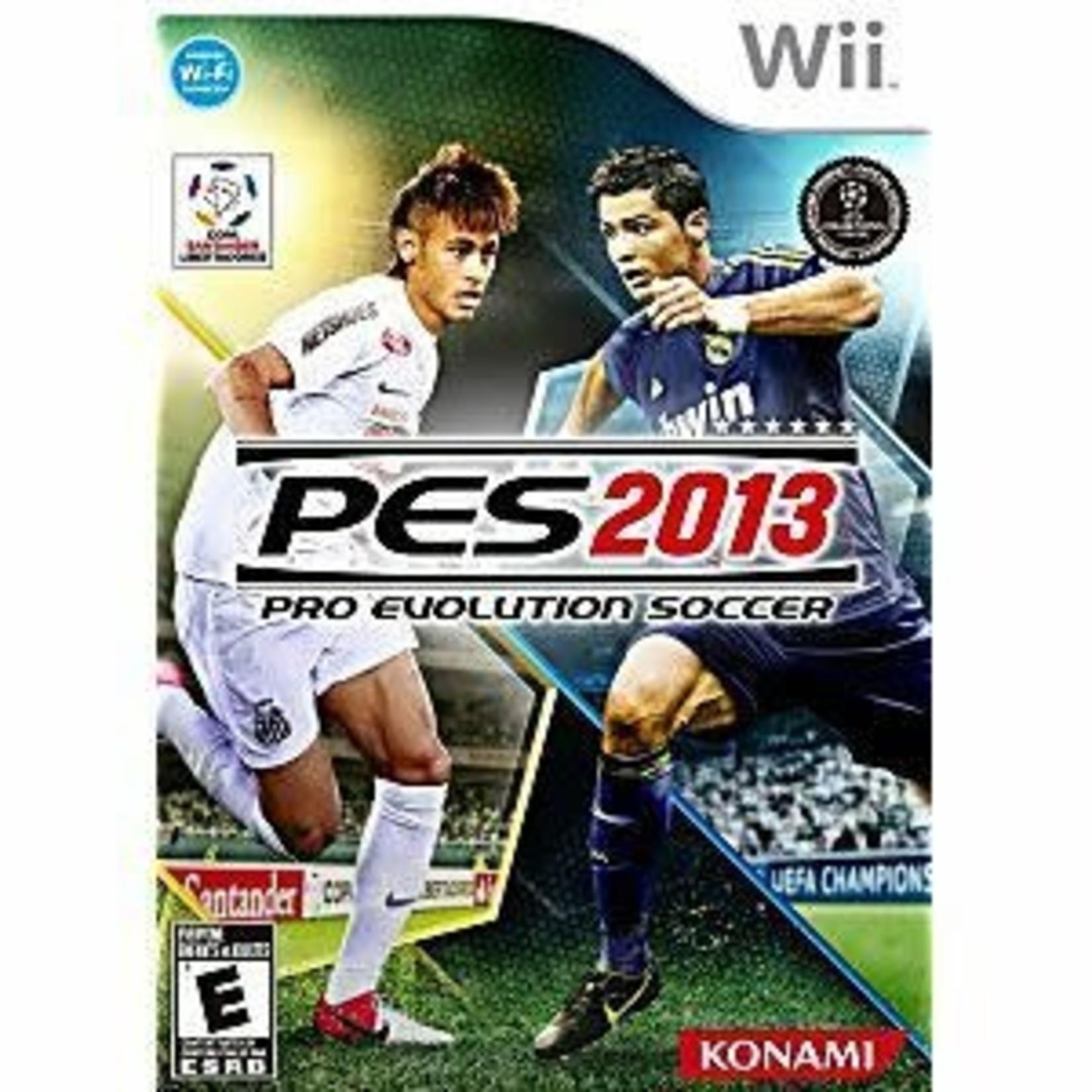 wiiusd-Pro Evolution Soccer 2013