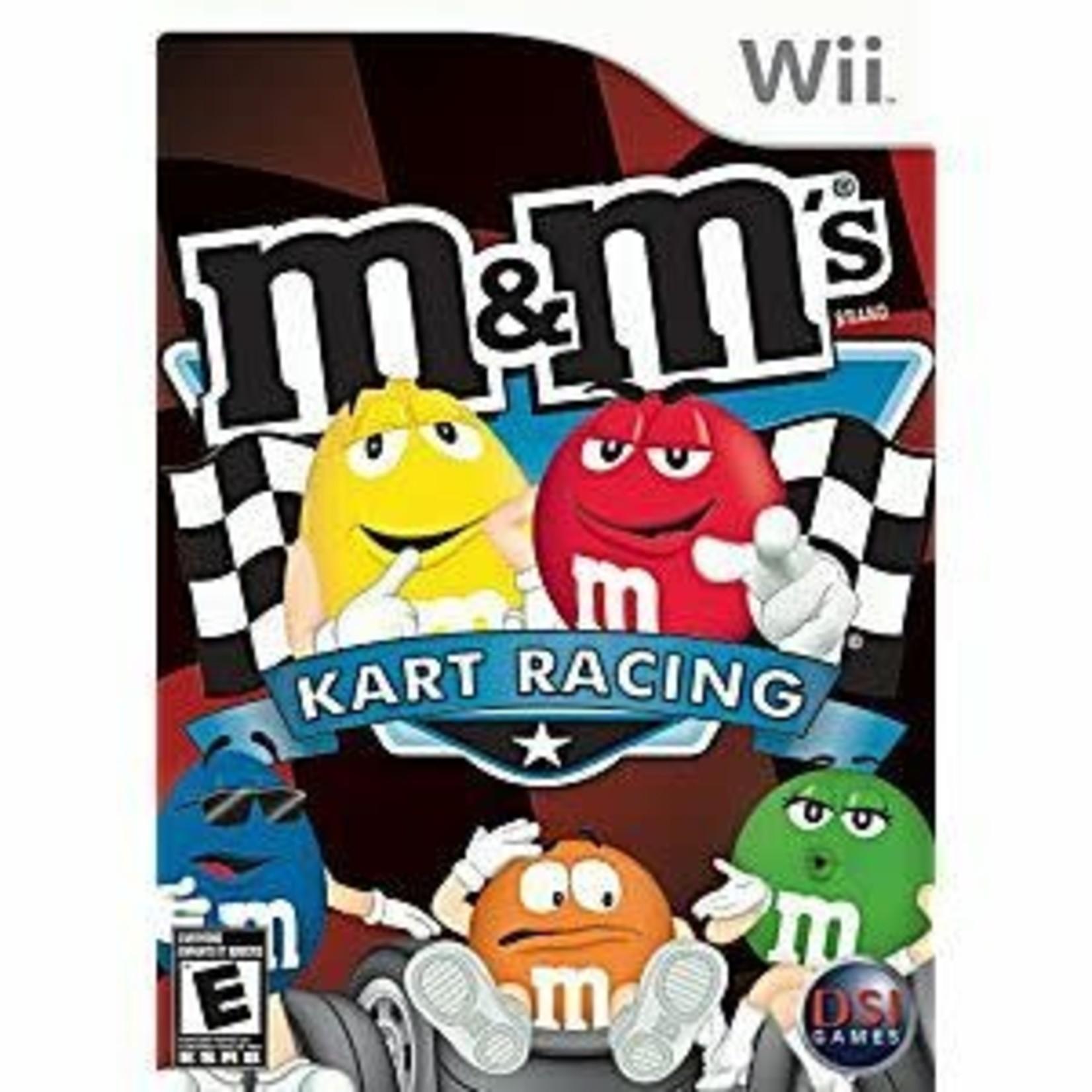wiiusd-M&M's Kart Racing