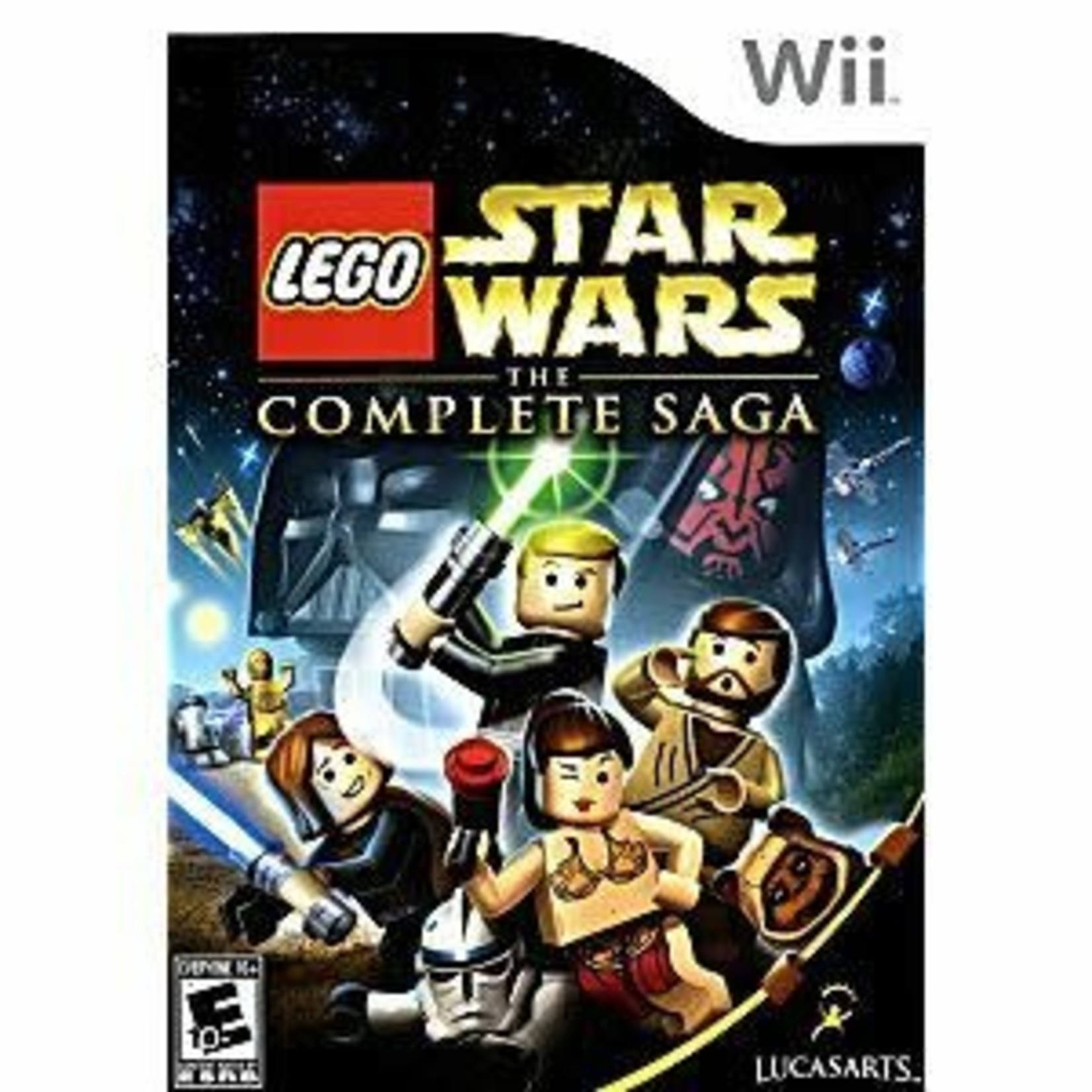 wiiusd-LEGO Star Wars Complete Saga