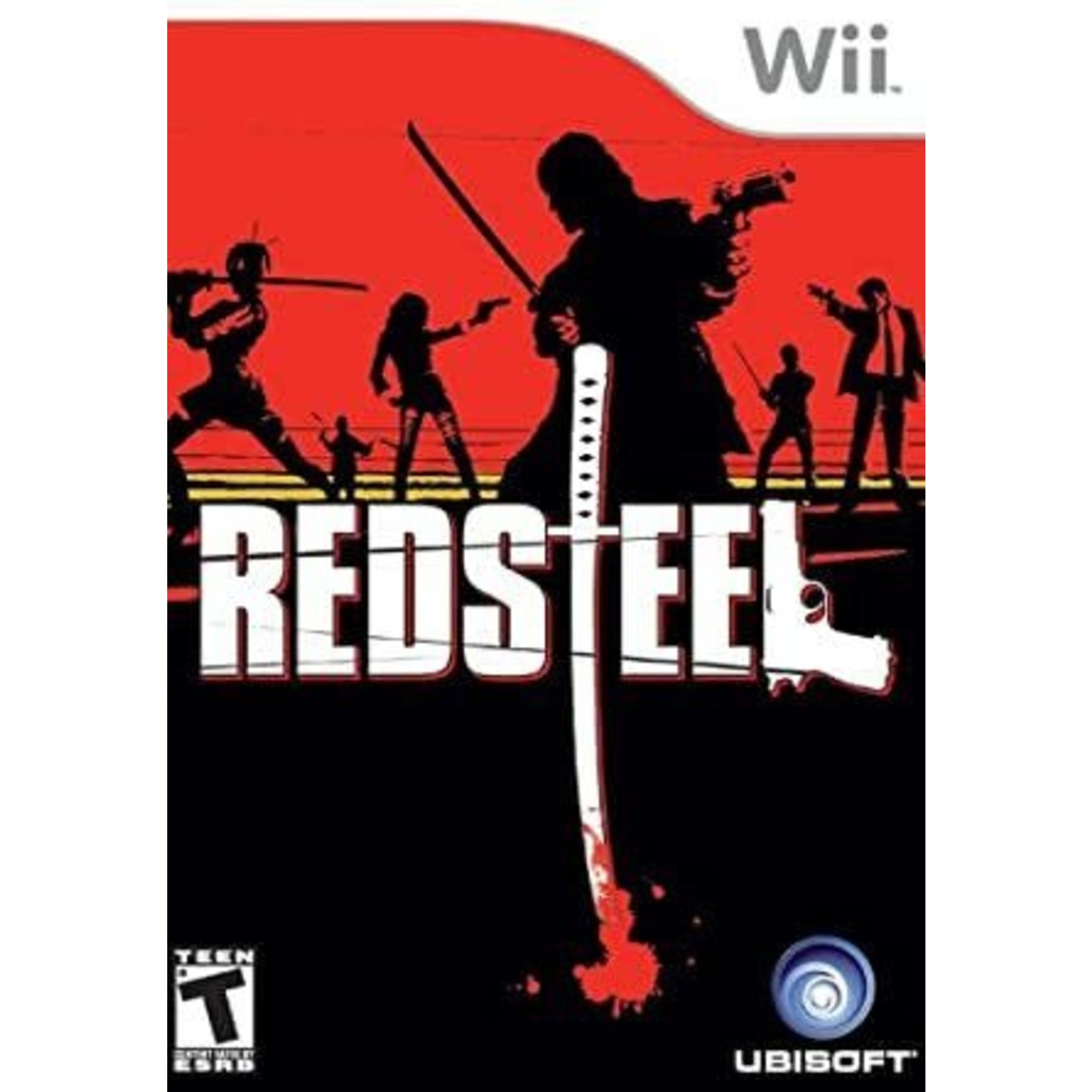 WIIUSD-Red Steel