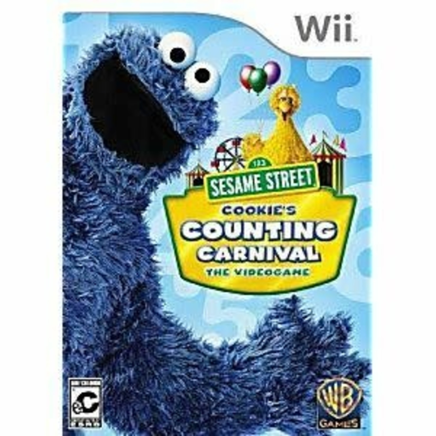 wiiusd-Sesame Street: Cookie's Counting Carnival