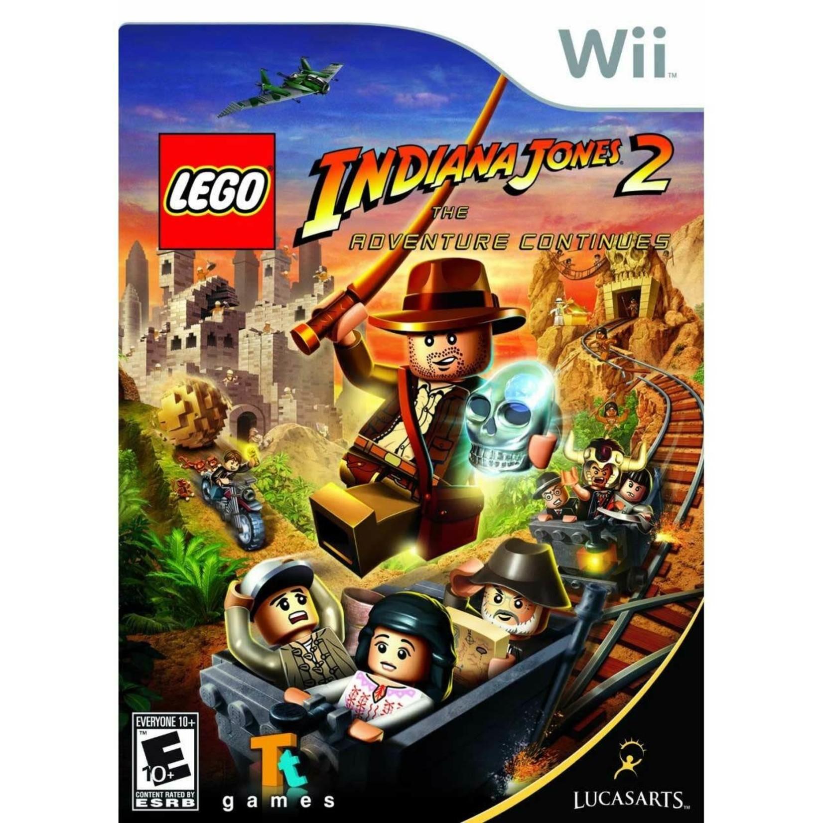 wiiusd-LEGO Indiana Jones 2: The Adventure Continues